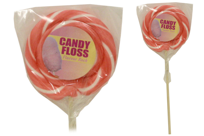 """""""Candy Floss"""" Wheel Lollies"""