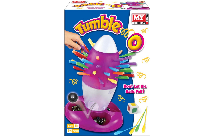 "Tumble-O Game In Printed Box ""M.Y"""