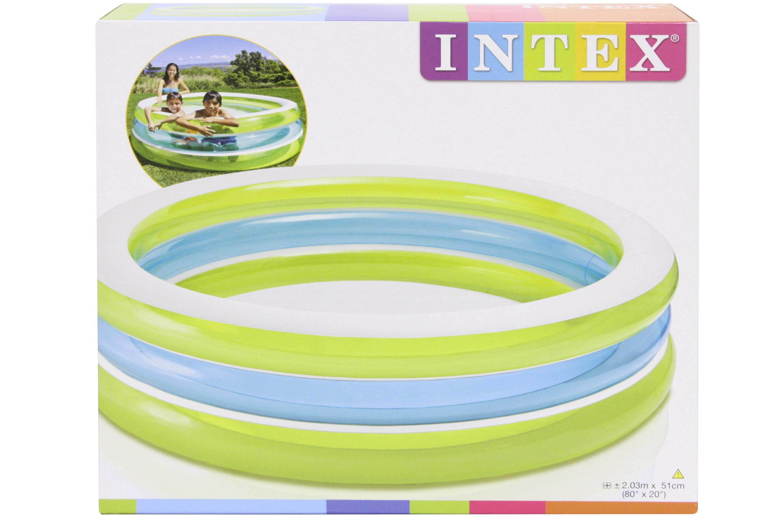 "Swim Centre See-Through Round Pool (80"" x 20"")"