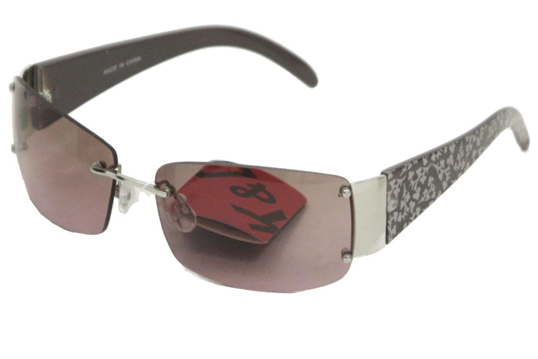 Ladies Sunglasses With Printed Arm