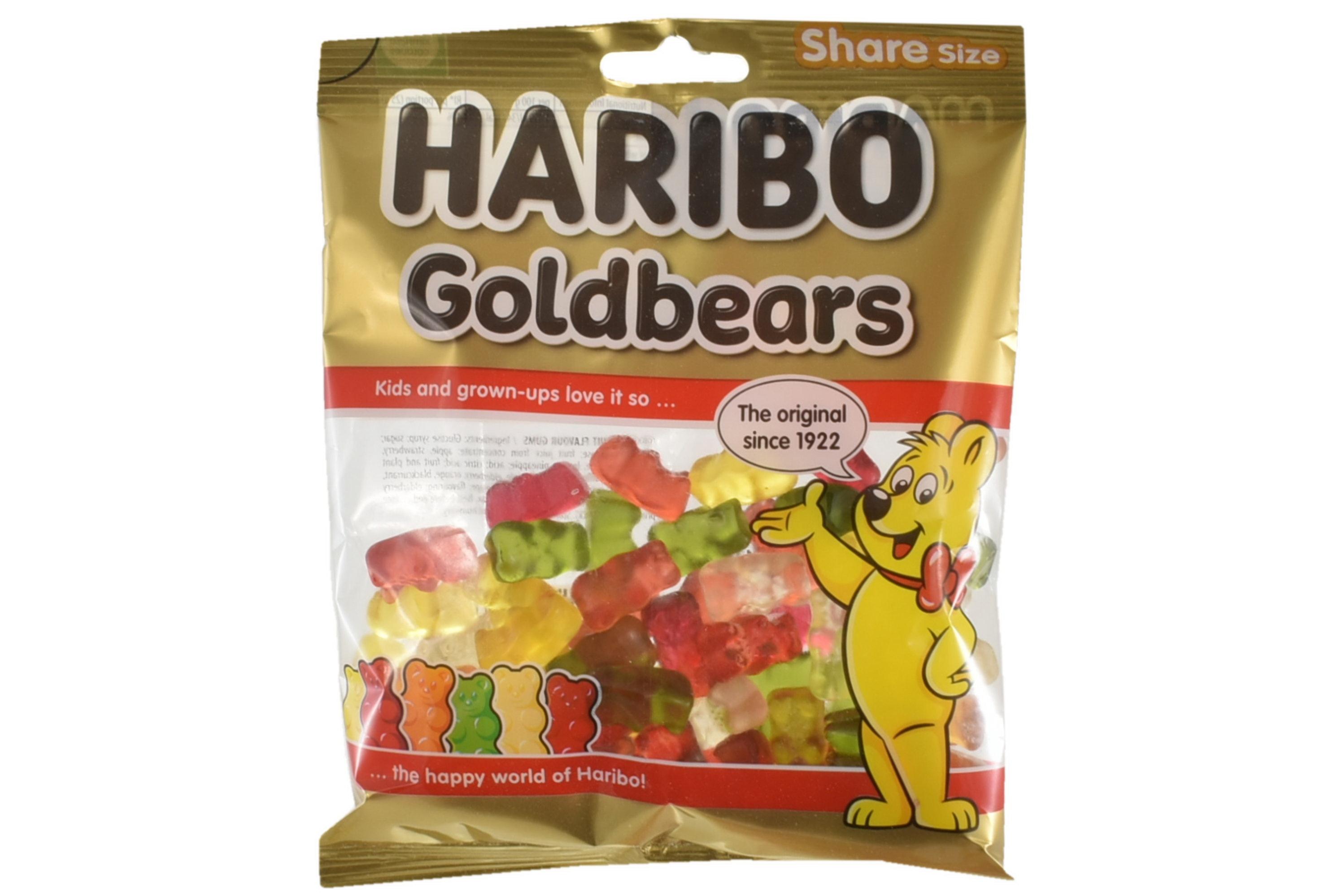 140g Gold Bears Prepack - Haribo
