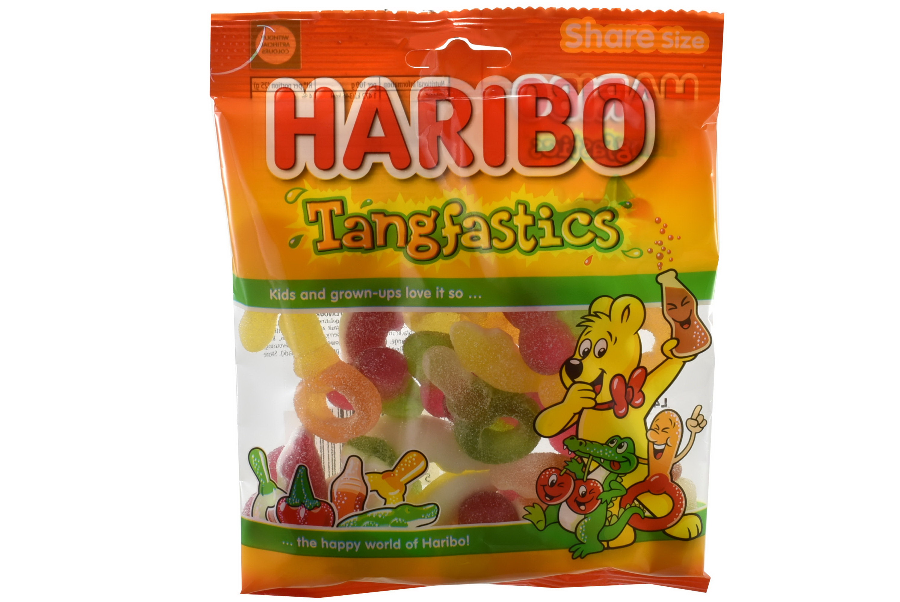140g Tangfastics Mix Prepack - Haribo