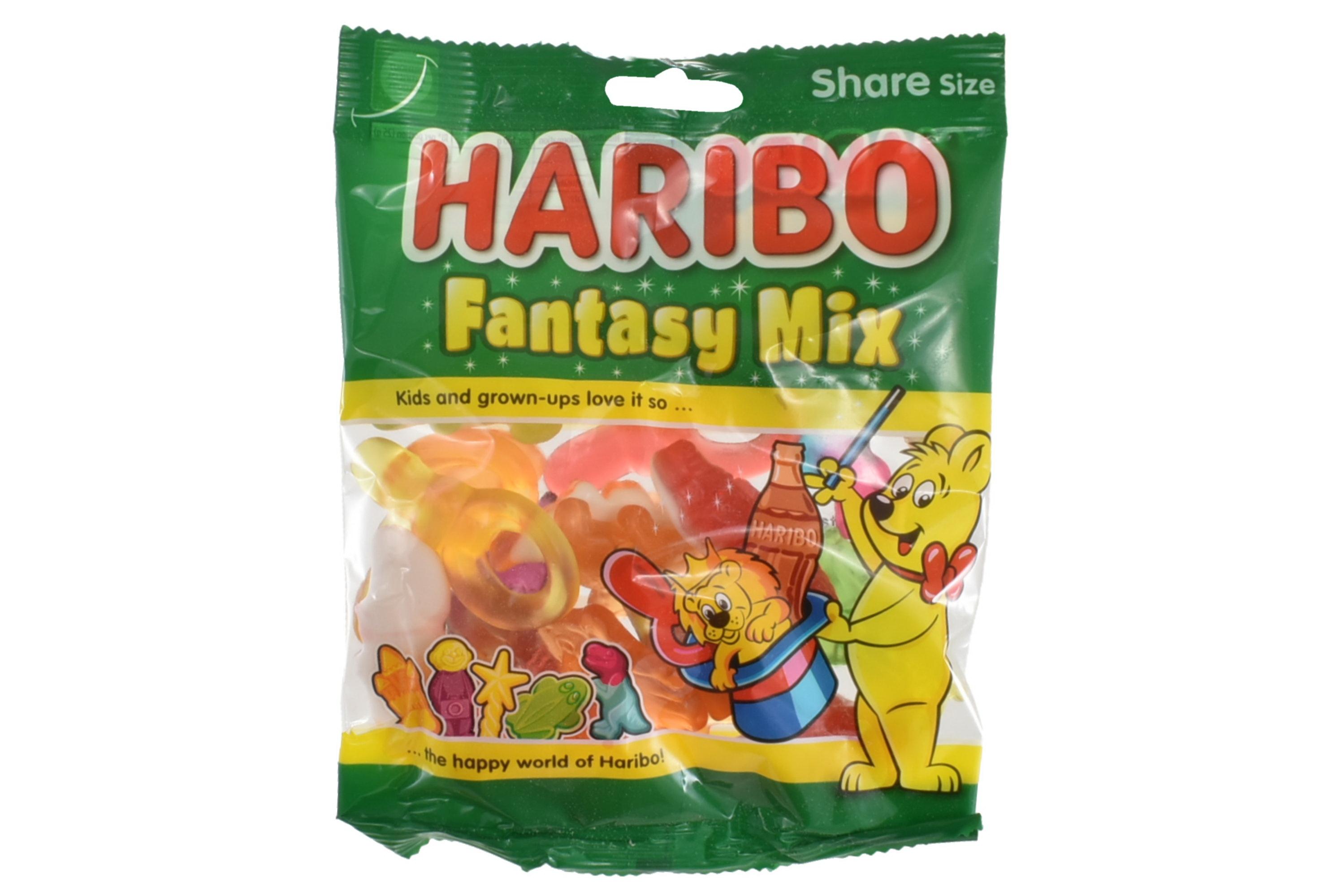 140g Fantasy Mix Prepack - Haribo