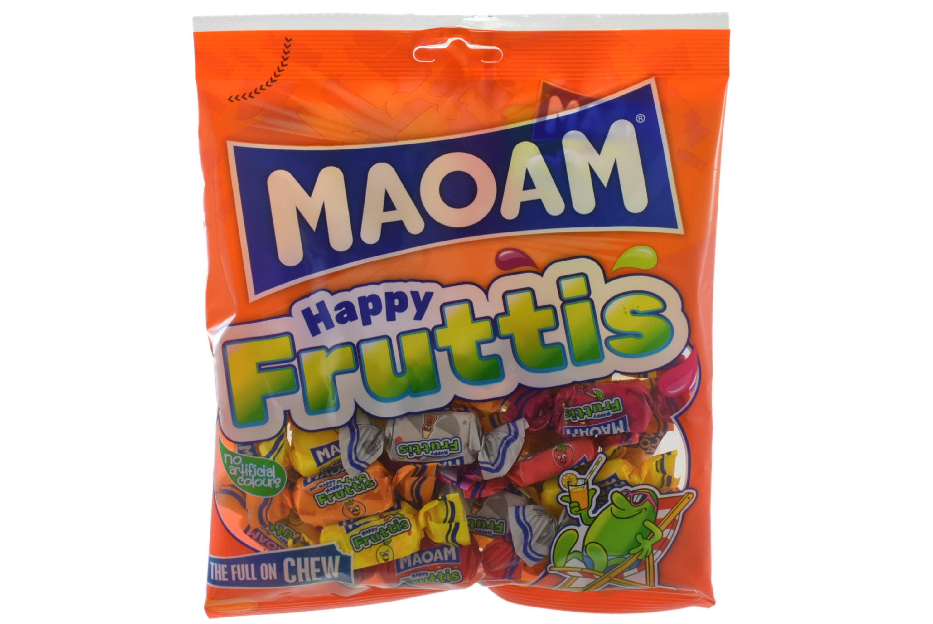 140g Maoam Happy Fruttis Prepack - Haribo