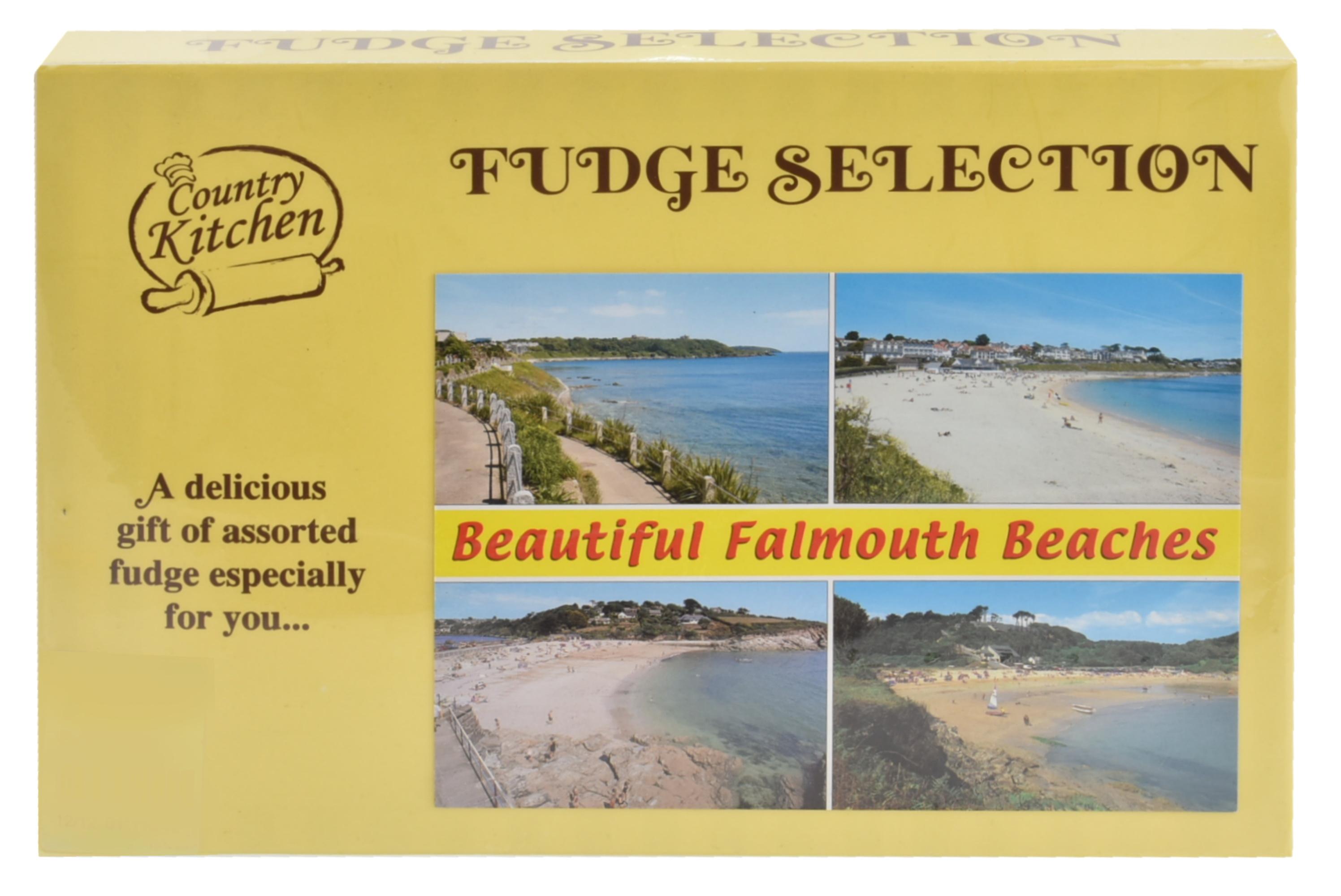 200g C/C Fudge & C/C Toffee Postcard Box