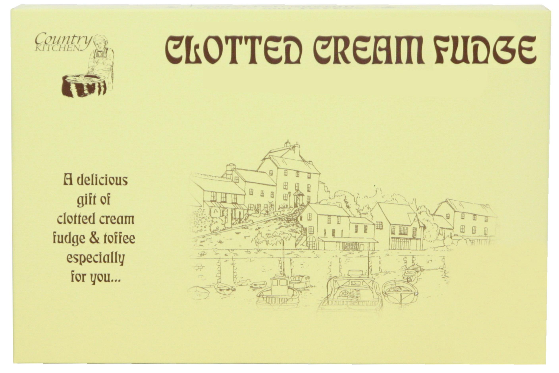 200g Clotted Cream Fudge Gift Box
