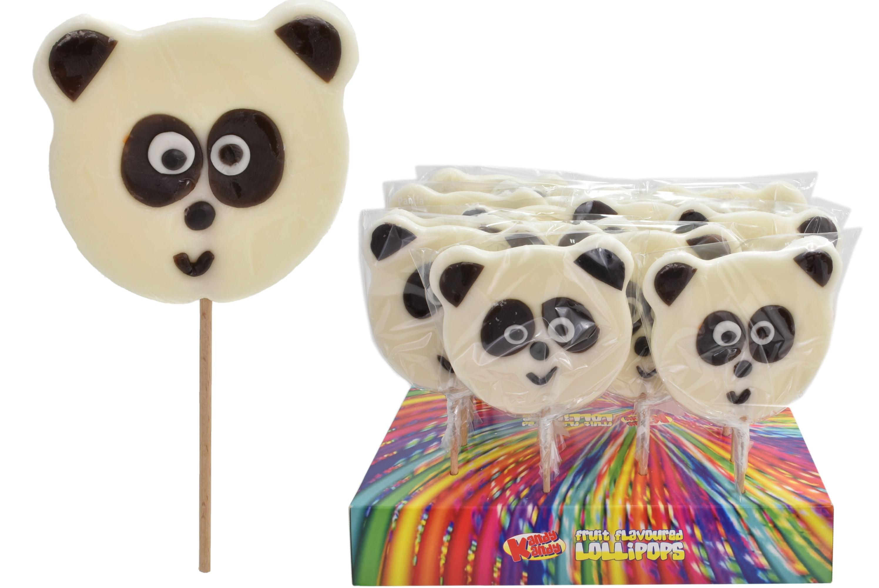 Rock Panda In Display Box