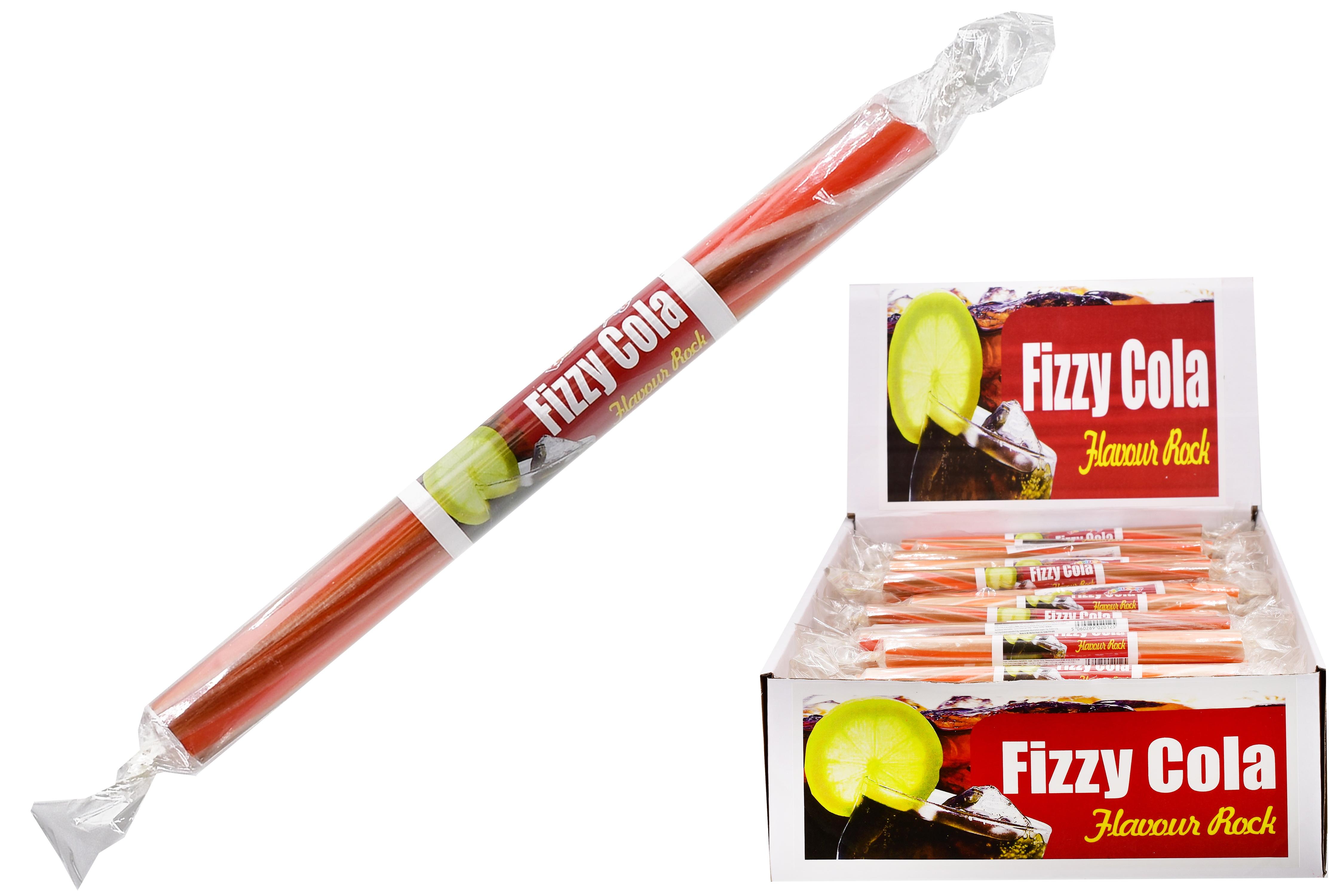 Fizzy Cola - Flavoured Rock Sticks
