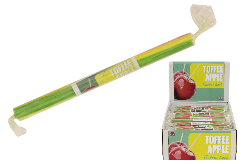 Toffee Apple - Flavoured Rock Sticks