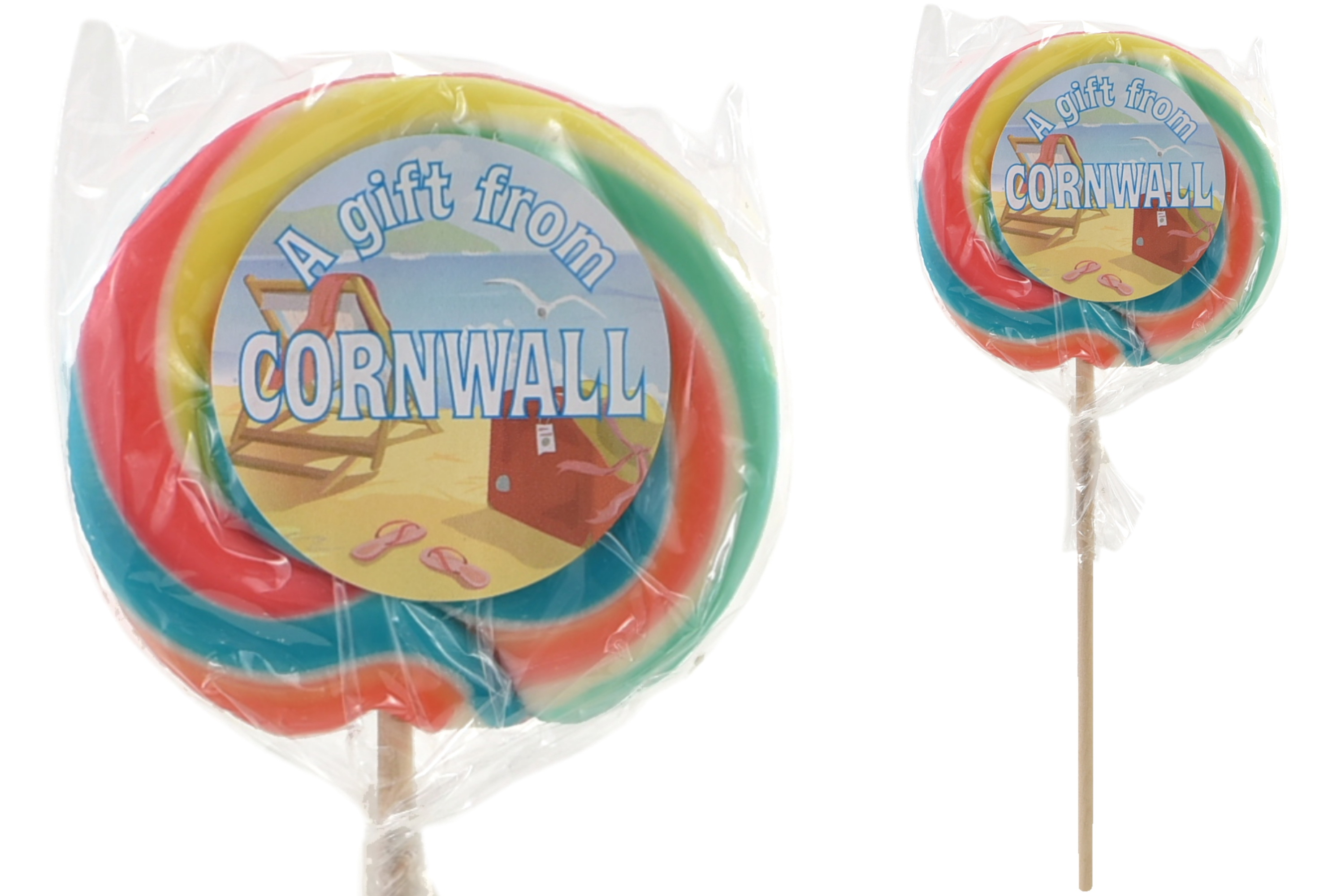 """Cornwall"" Wheel Lollies"