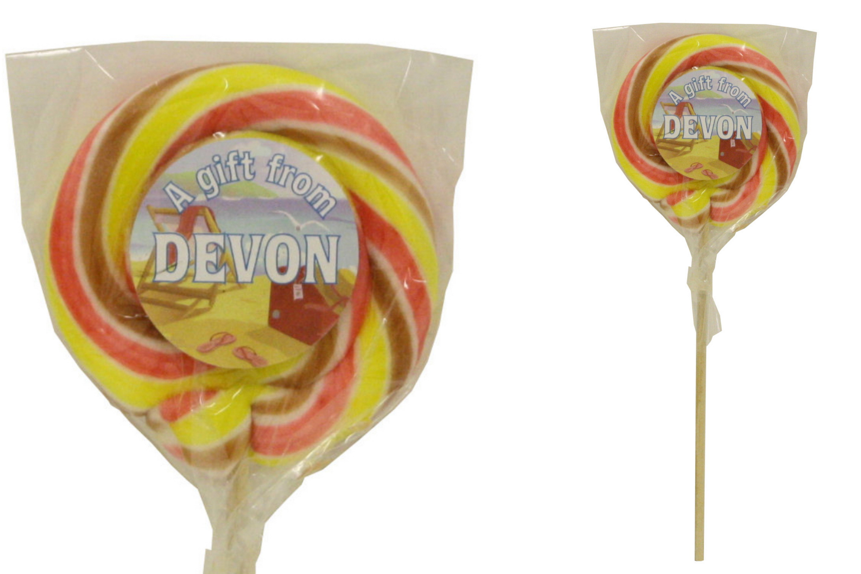 """Devon"" Wheel Lollies"