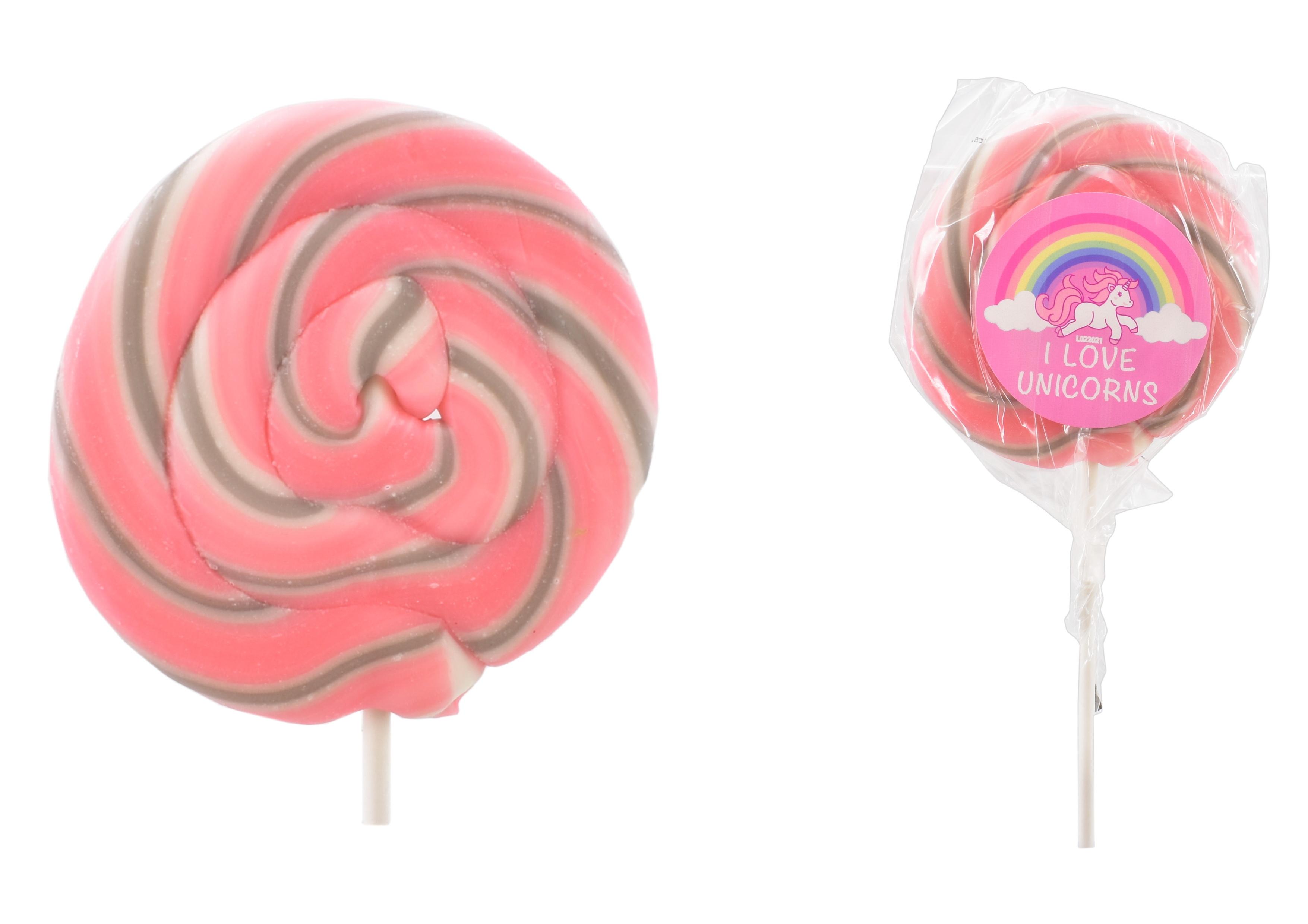 """Unicorn"" Wheel Lollies"