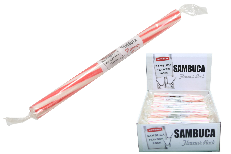 Sambuca - Flavoured Rock Sticks