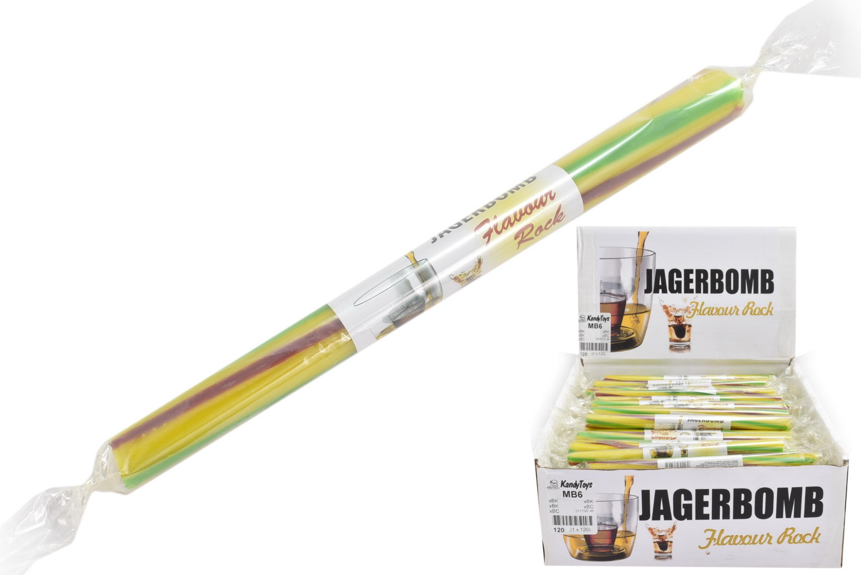 Jager Bomb - Flavoured Rock Sticks