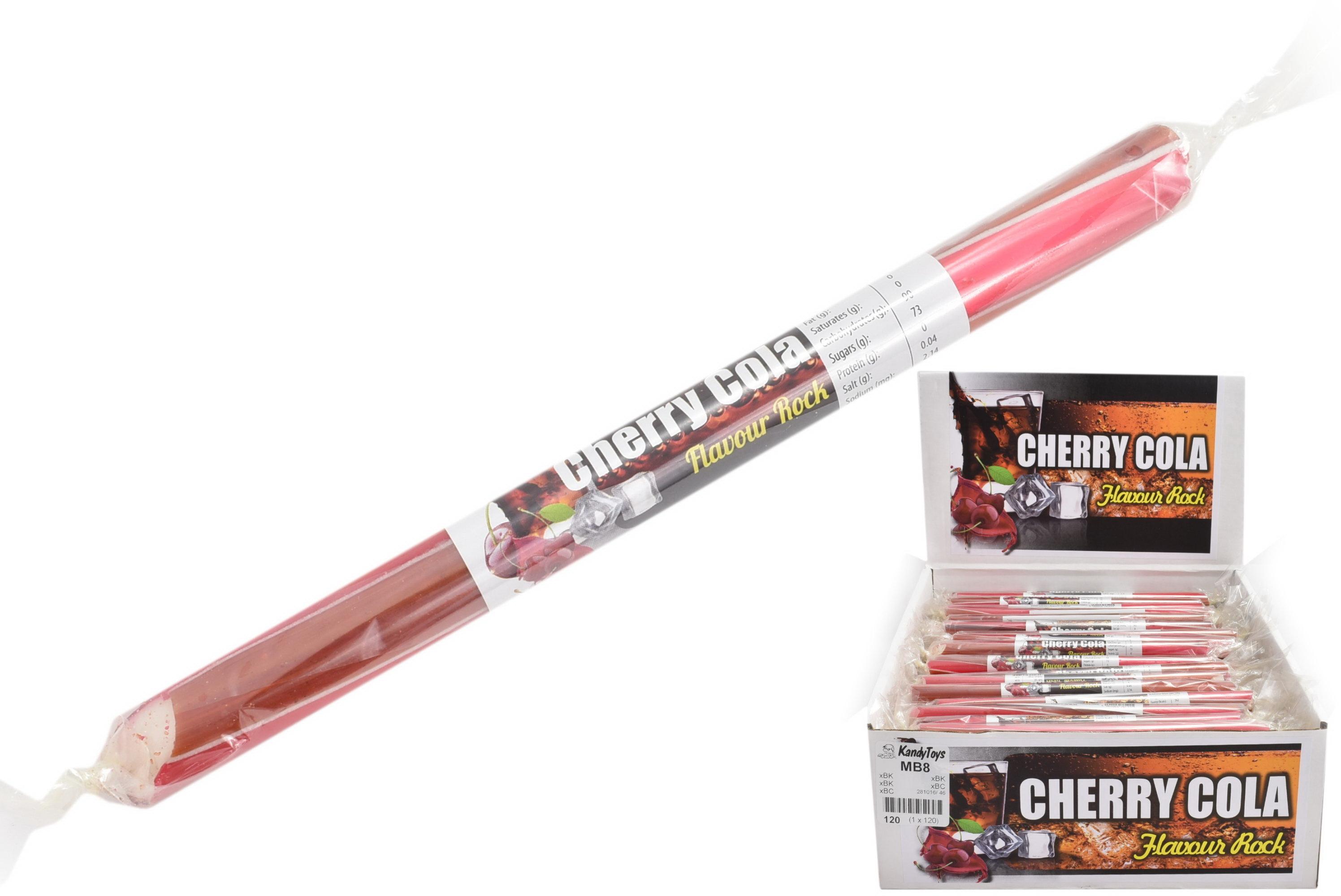 Cherry Cola - Flavoured Rock Sticks