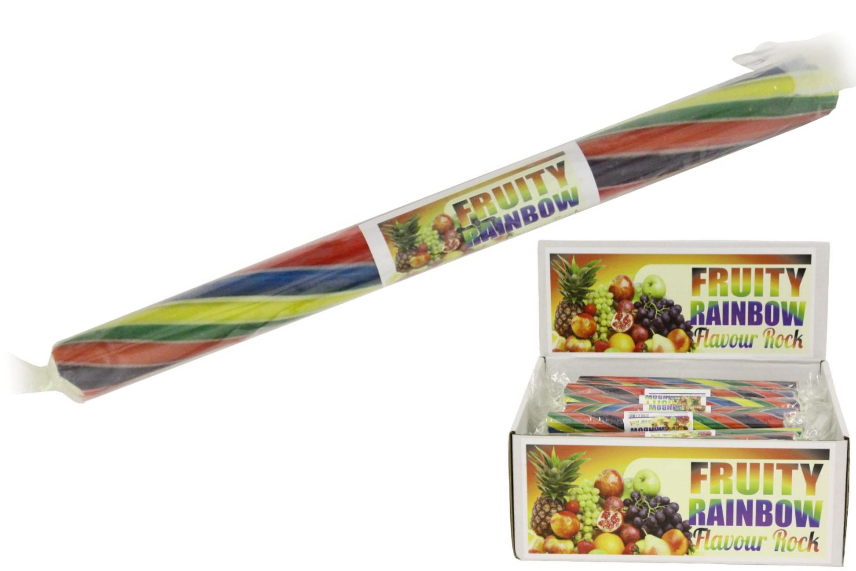 Fruity/Rainbow - Flavoured Rock Sticks