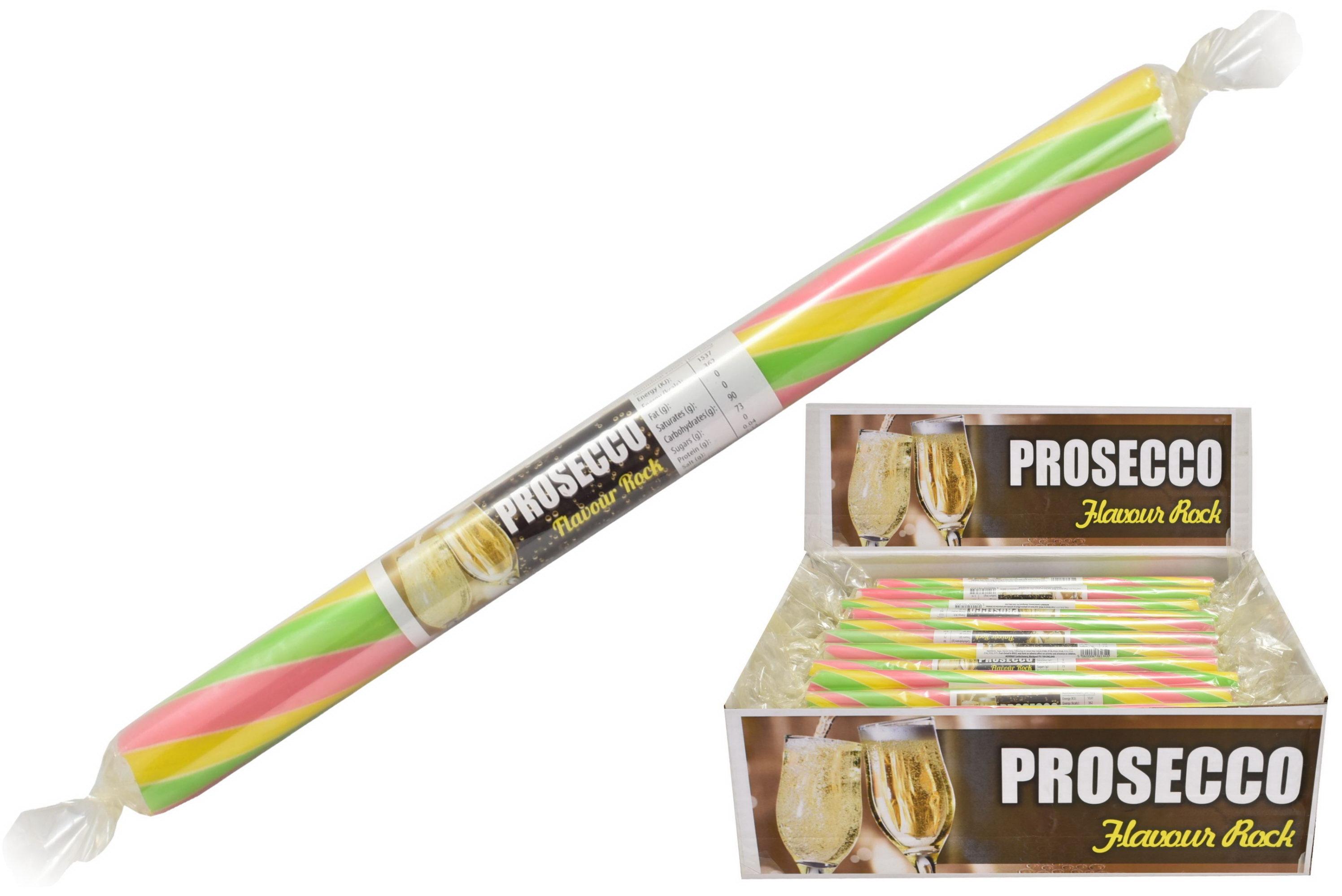 Prosecco - Flavoured Rock Sticks