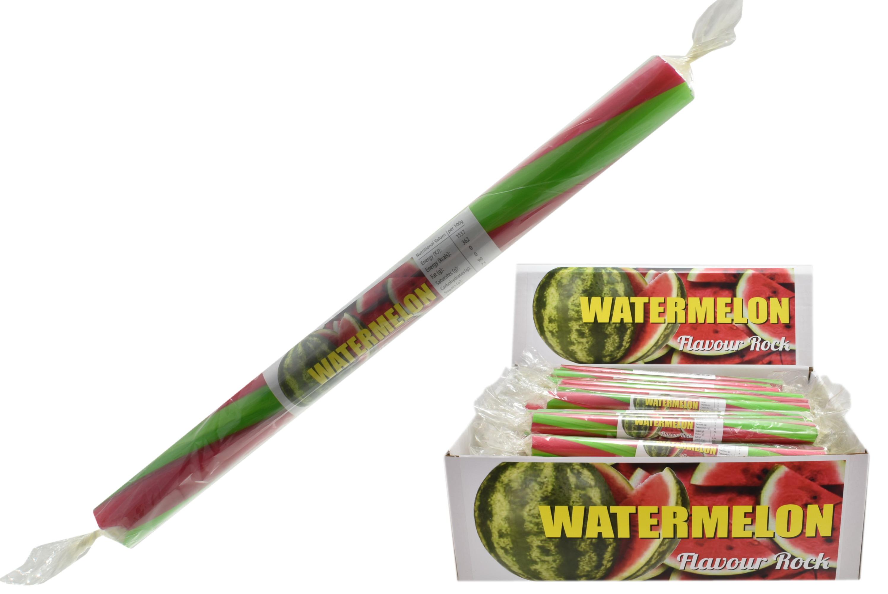 Watermelon - Flavoured Rock Sticks