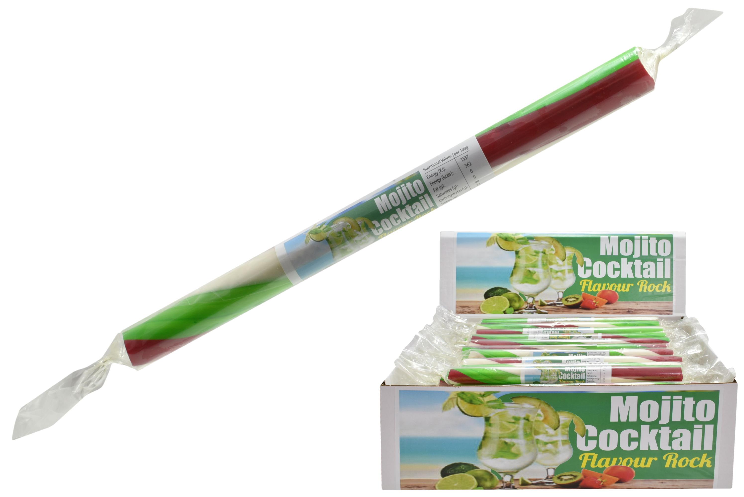 Mojito - Flavoured Rock Sticks