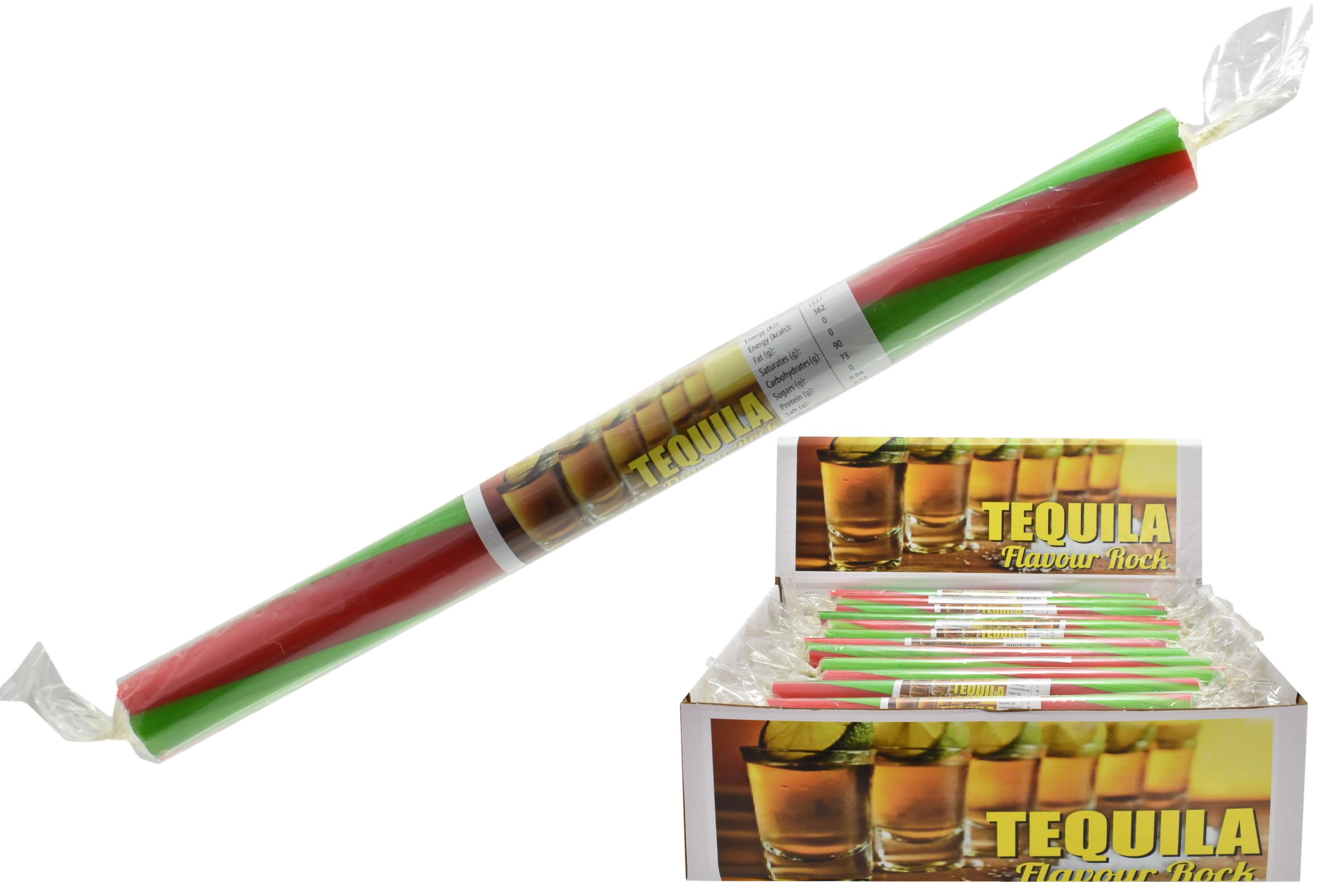 Tequila - Flavoured Rock Sticks