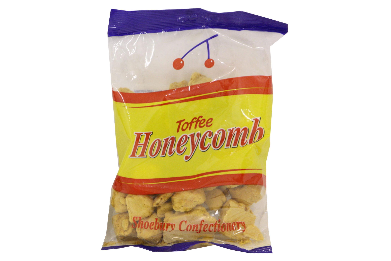 150g Bag Of Broken Plain Honeycomb
