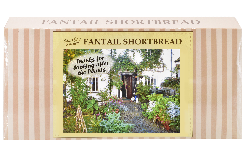 "250g Fantail S/Bread & ""Plant"" Postcard Gift Box"