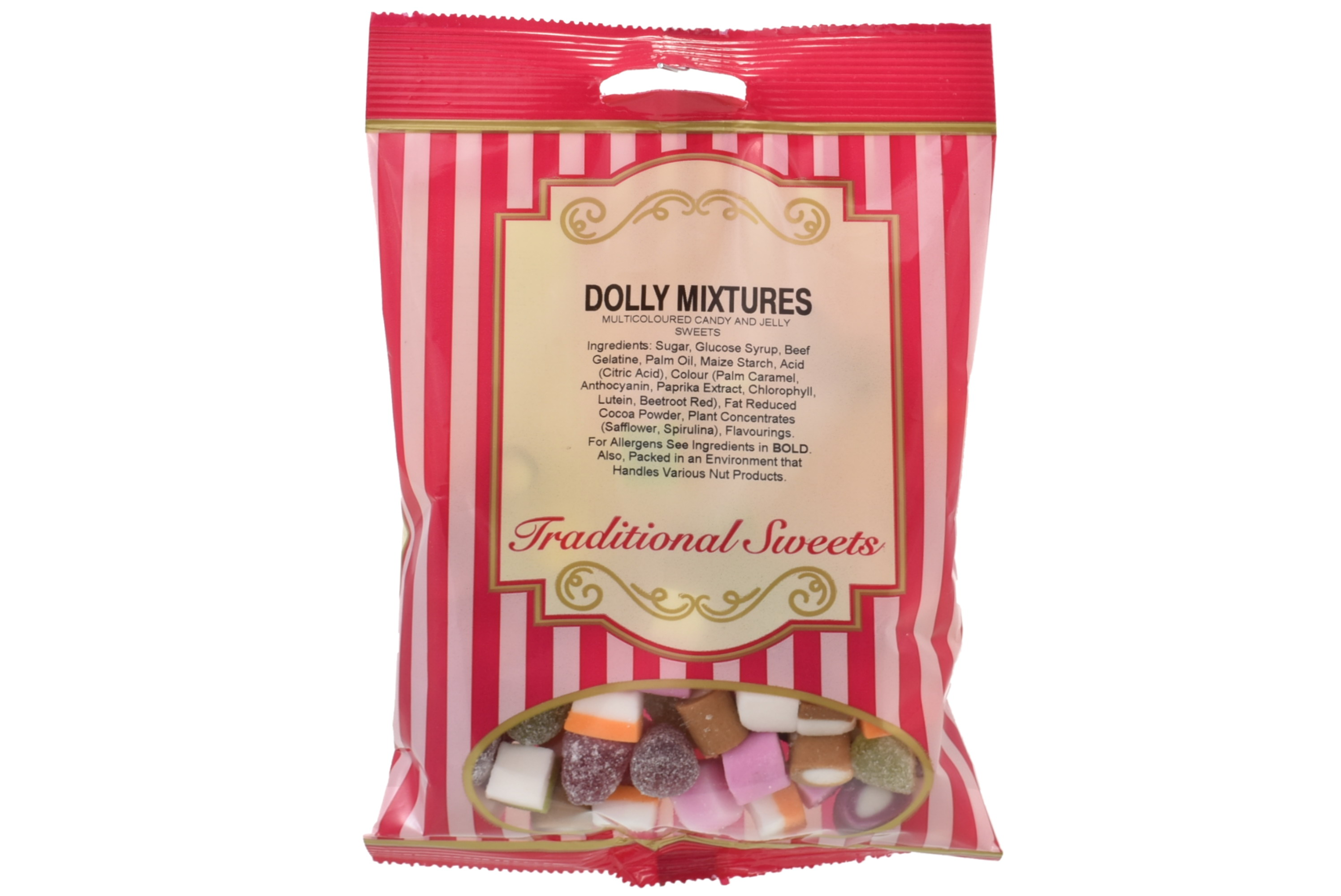 150g Dolly Mixtures - Prepack