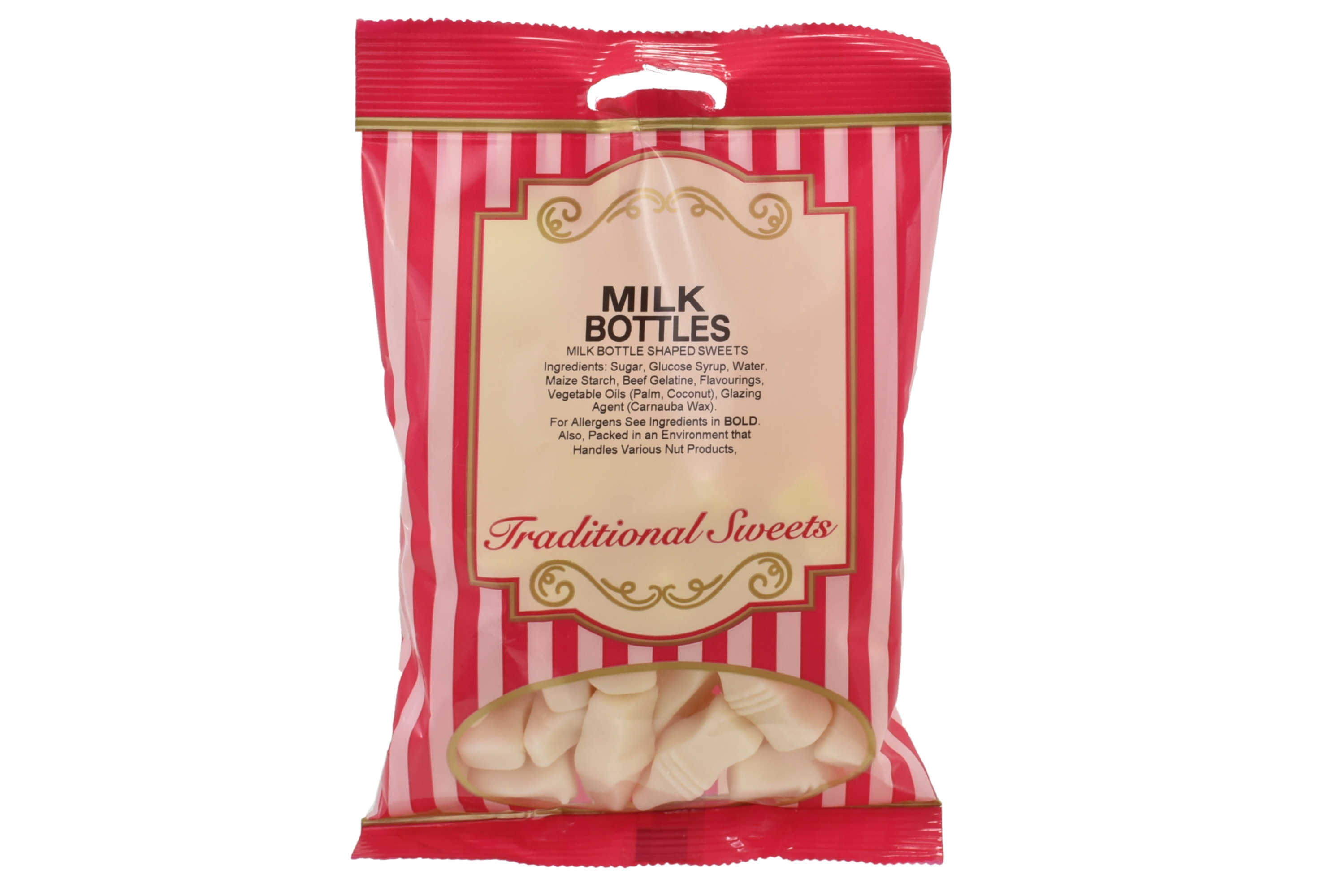 150g Milk Bottles - Prepack