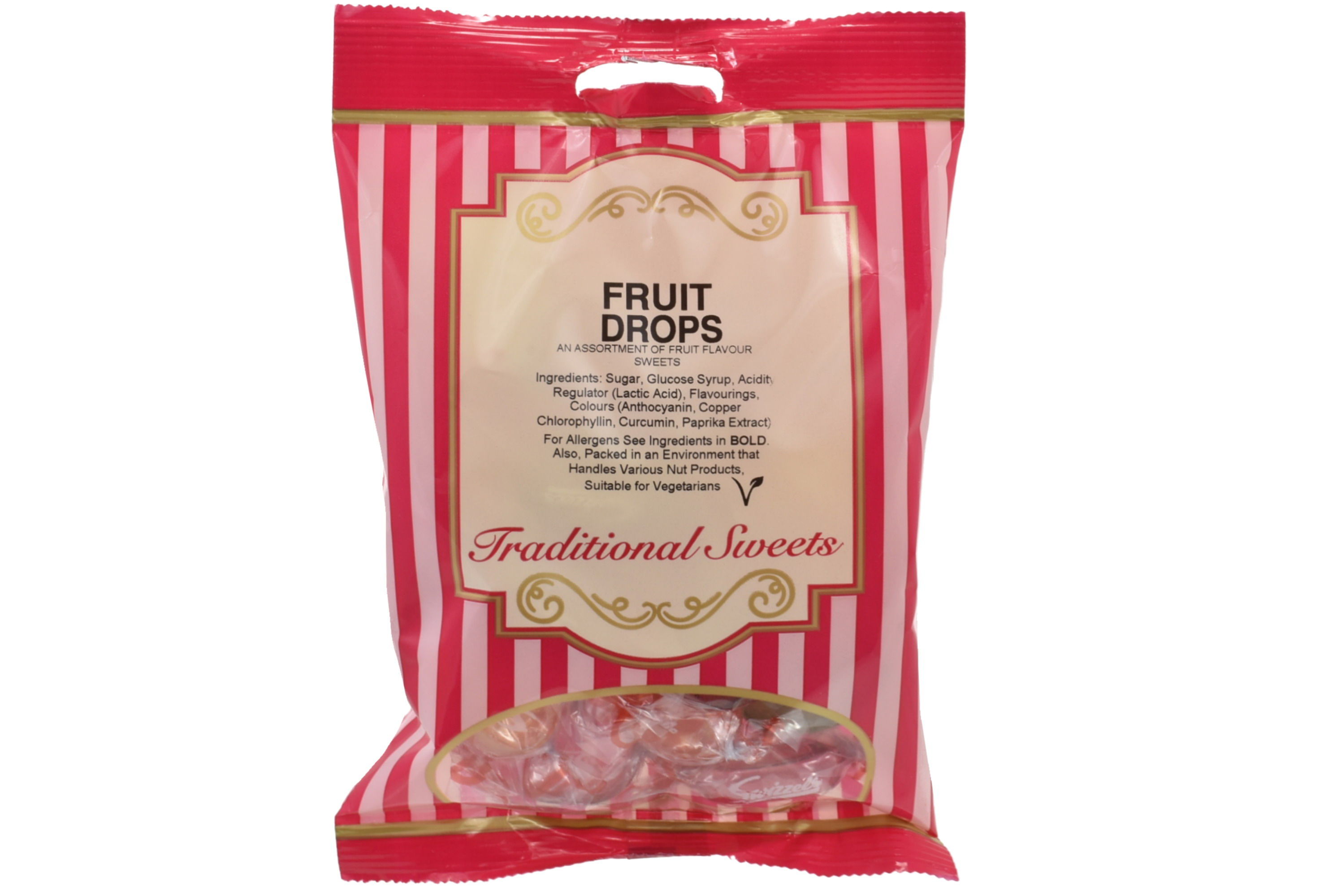 150g Fruit Drops - Prepack