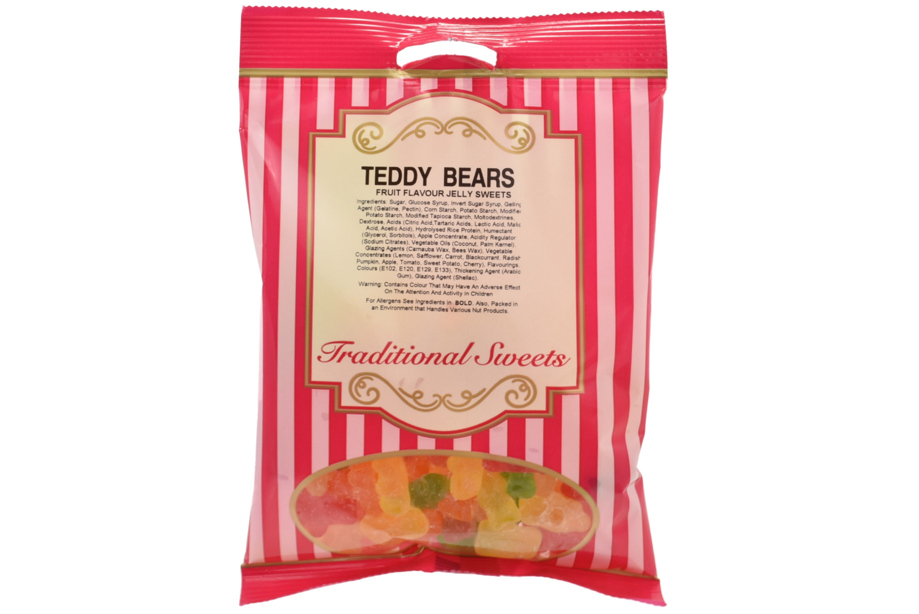 150g Teddy Bears - Prepack