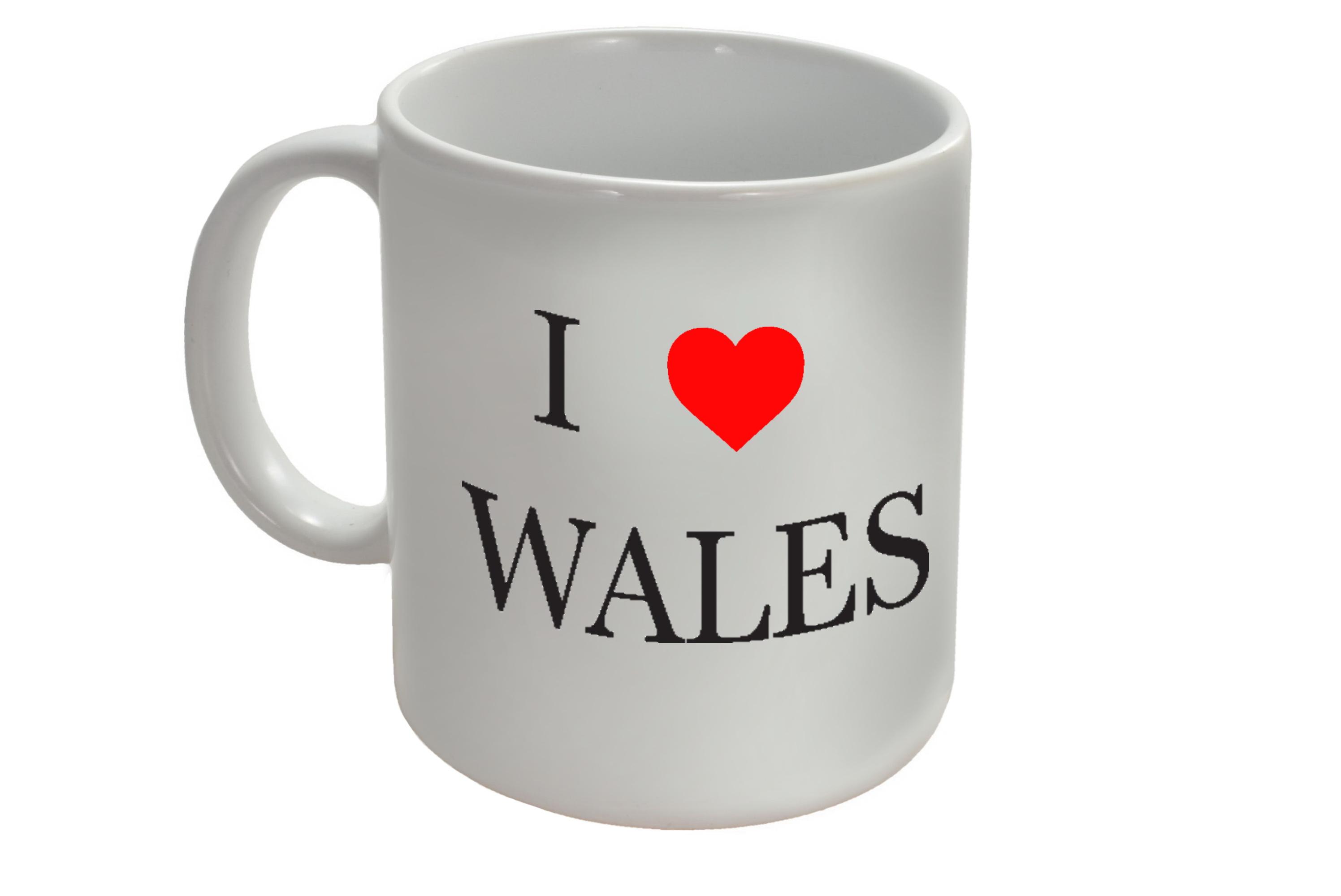 Wales Mini Gift Mug