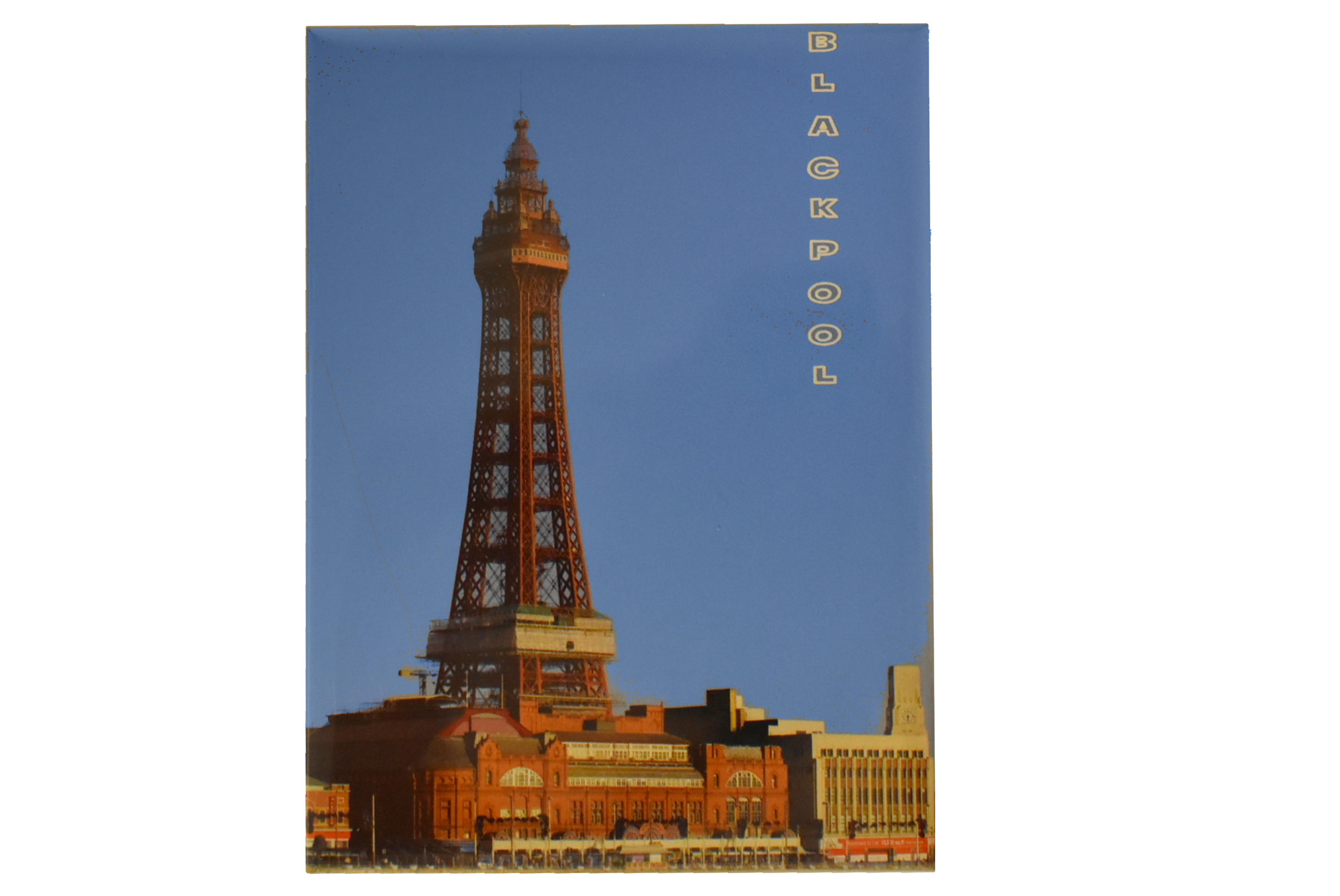 Picture Magnet Blackpool Tower