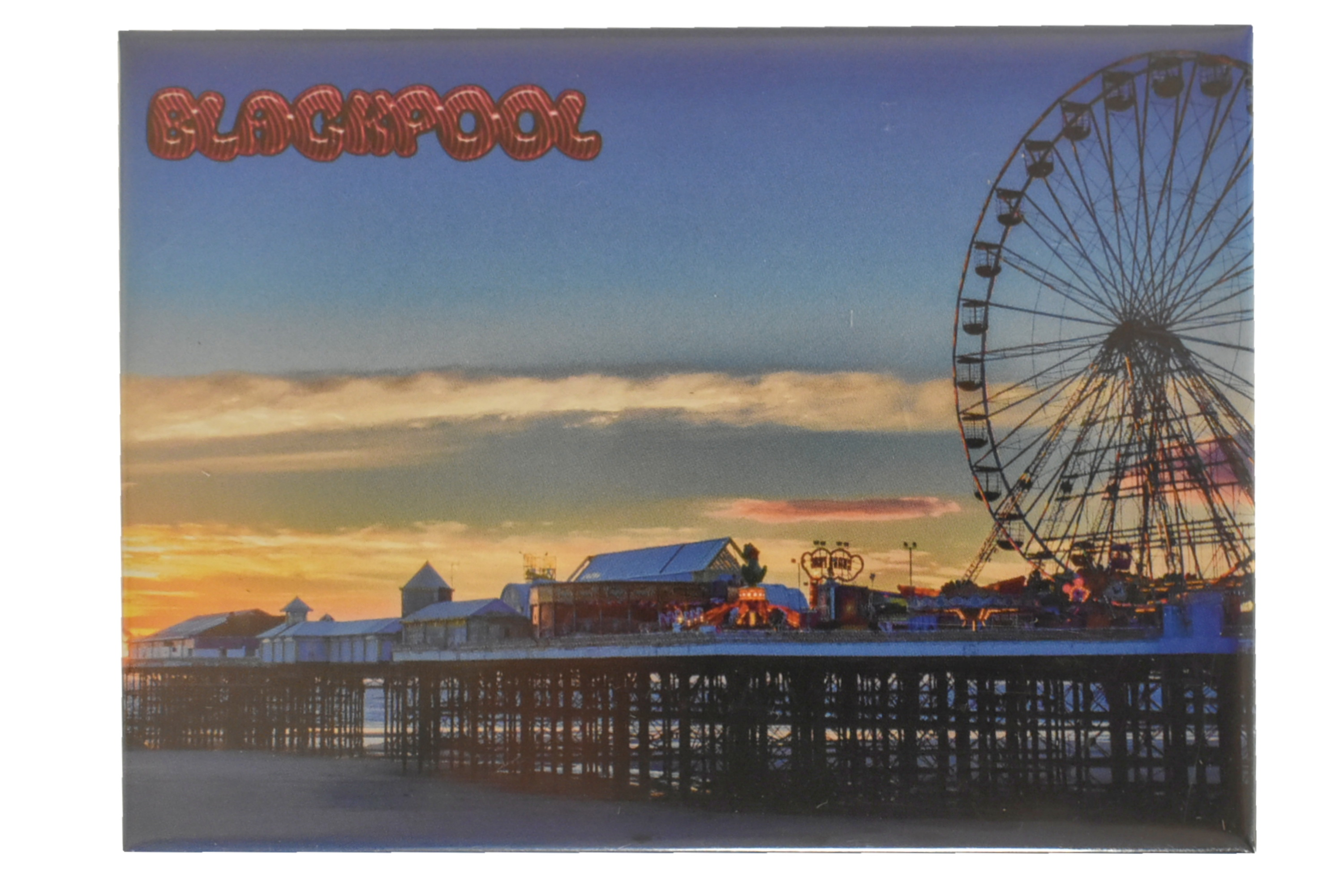 Picture Magnet Blackpool Pier