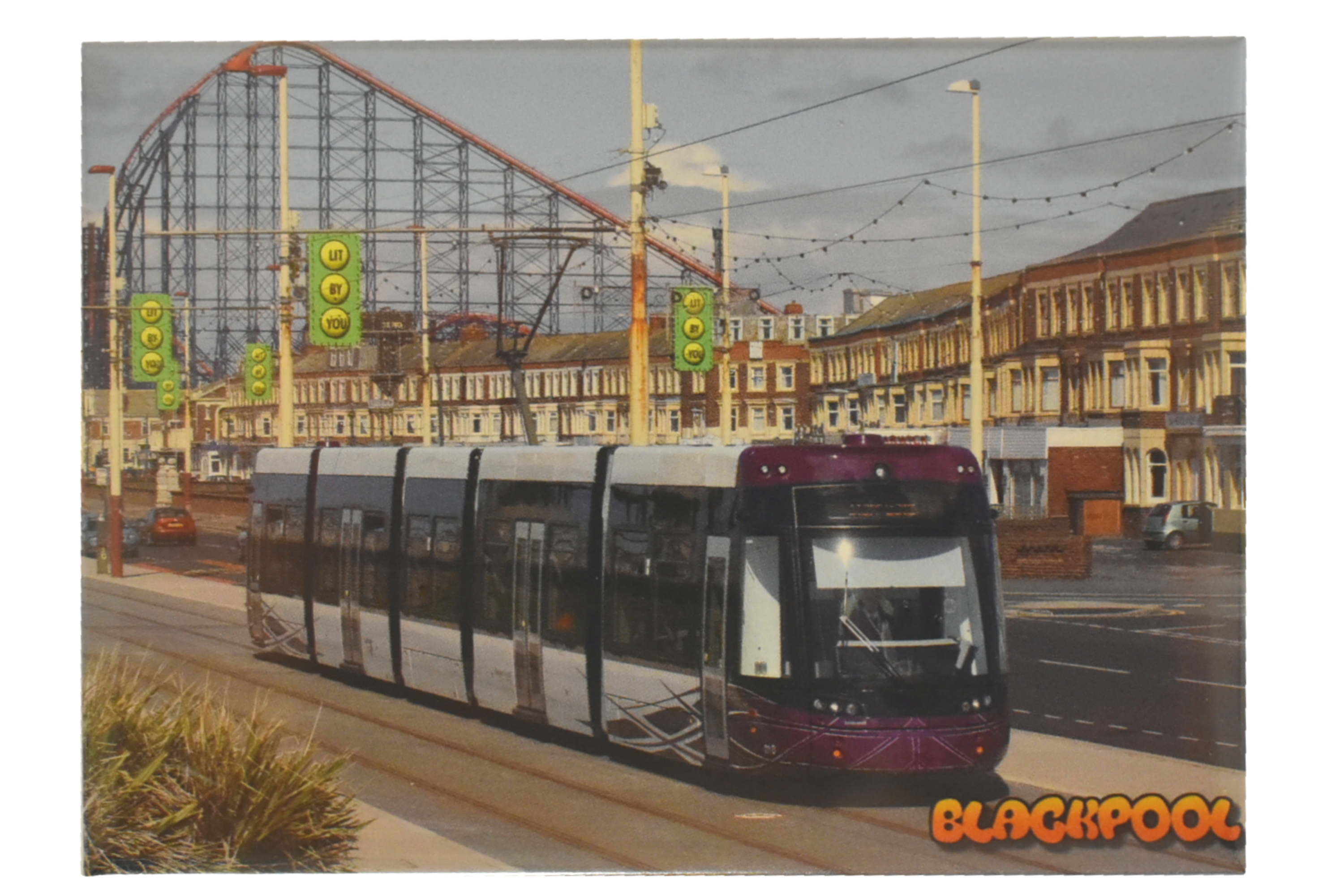 Picture Magnet Blackpool Tram
