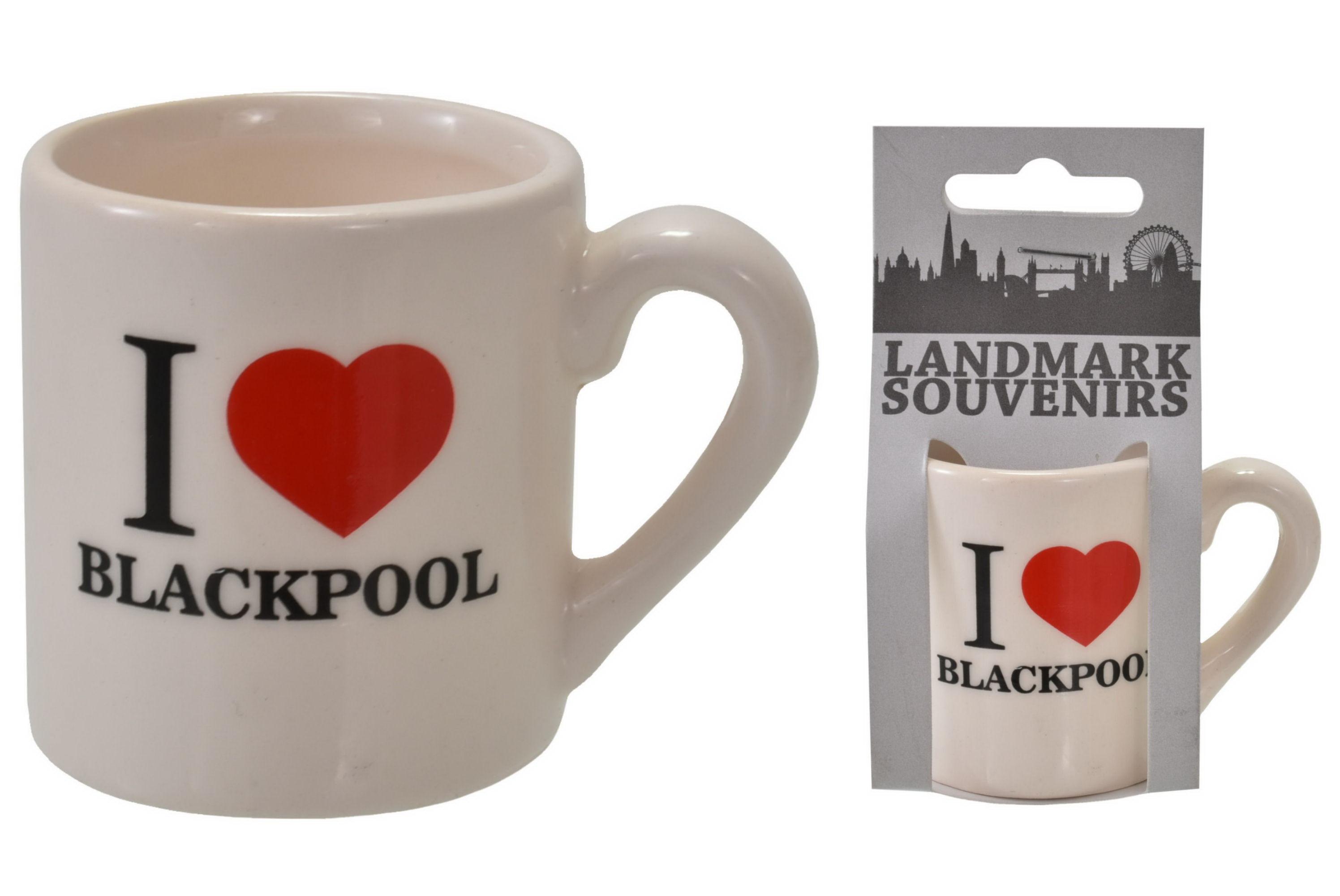 Blackpool Min Gift Mug