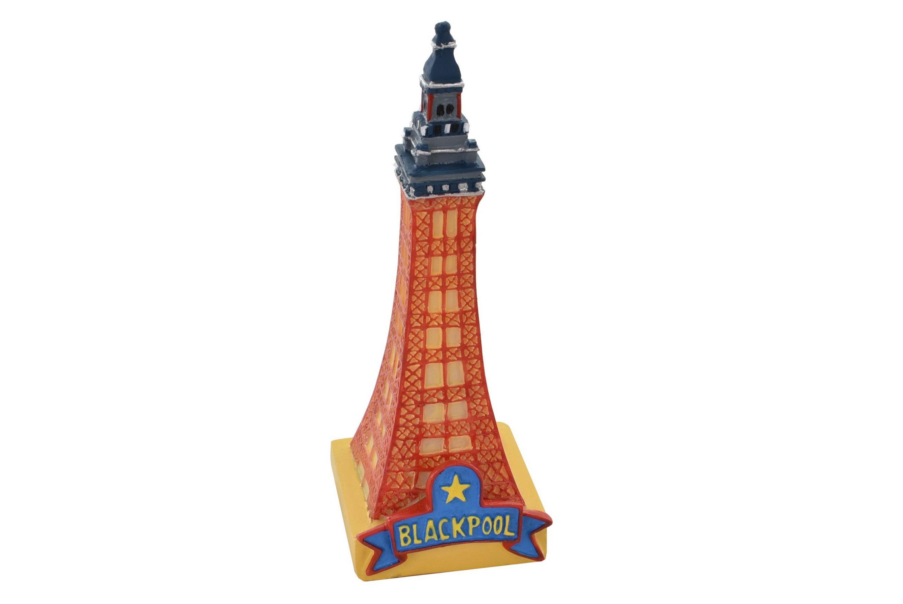 Blackpool Resin Tower 9cm