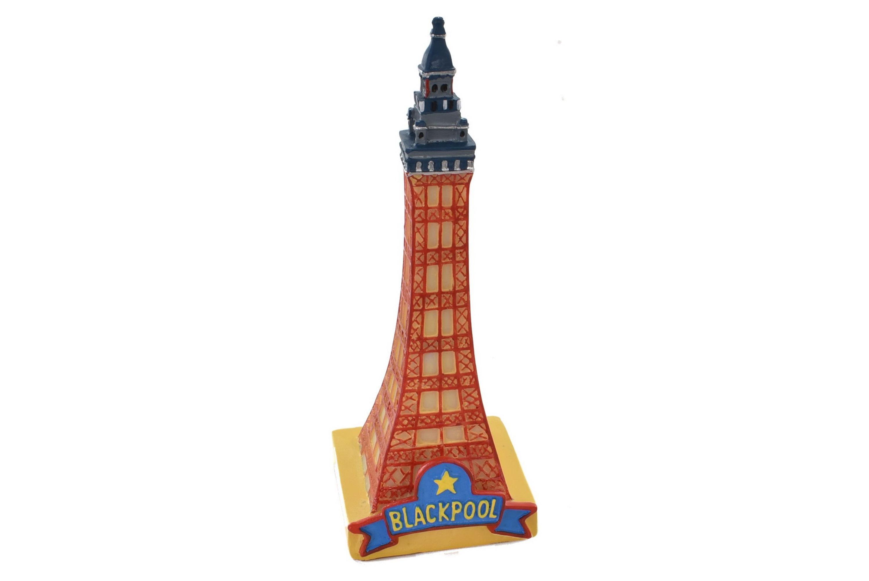 Blackpool Resin Tower 13cm
