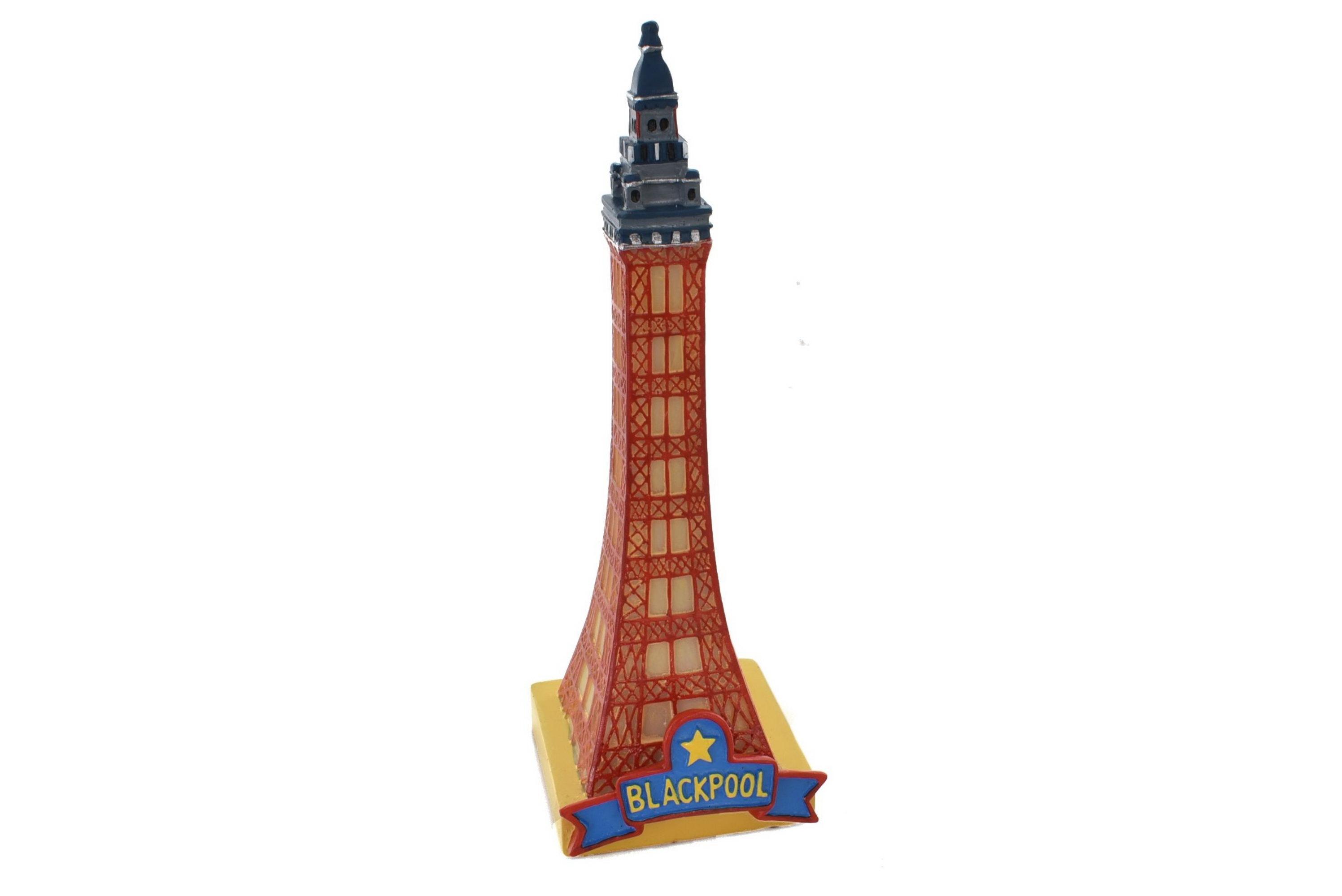 Blackpool Resin Tower 18cm