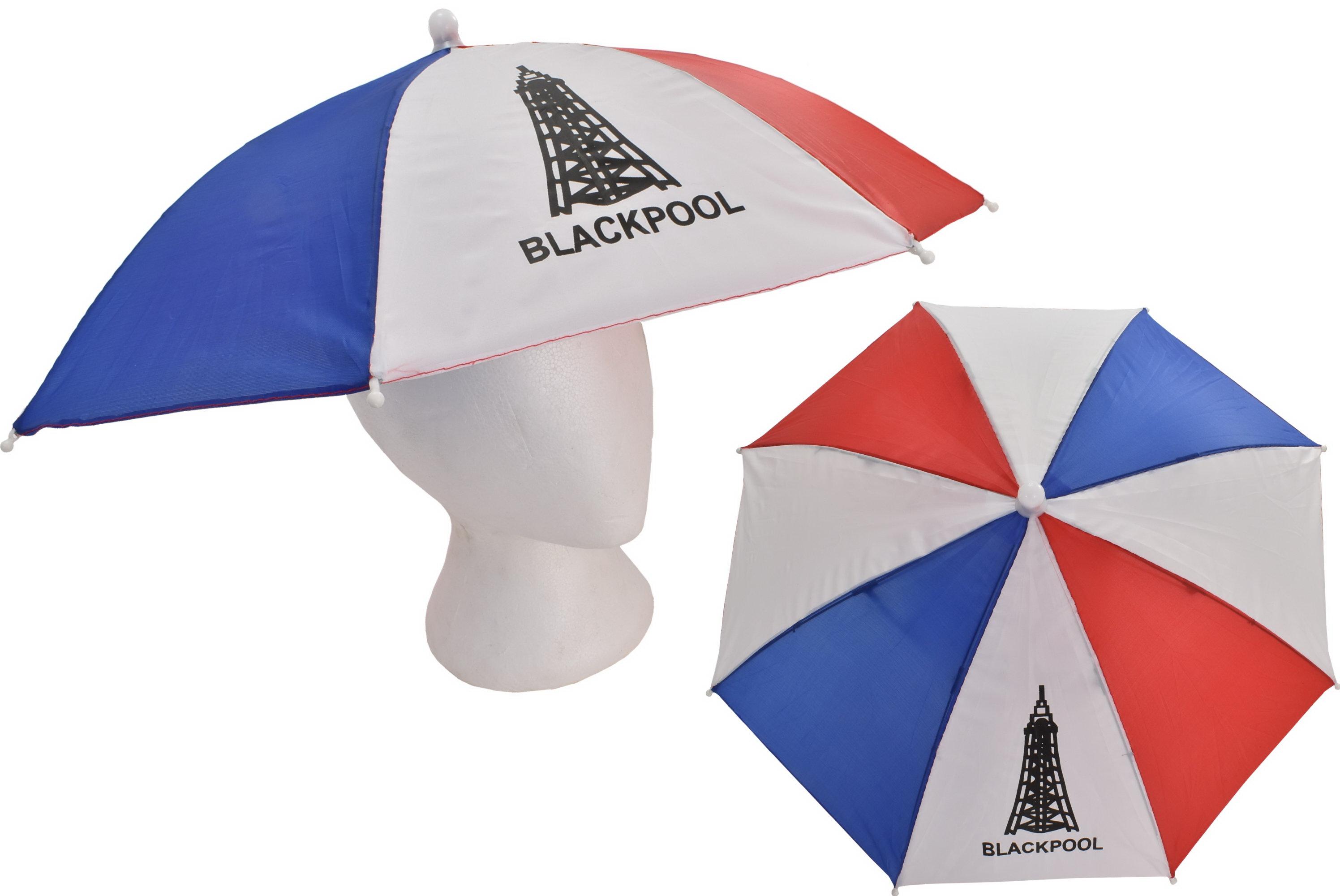 Blackpool Head Umbrella