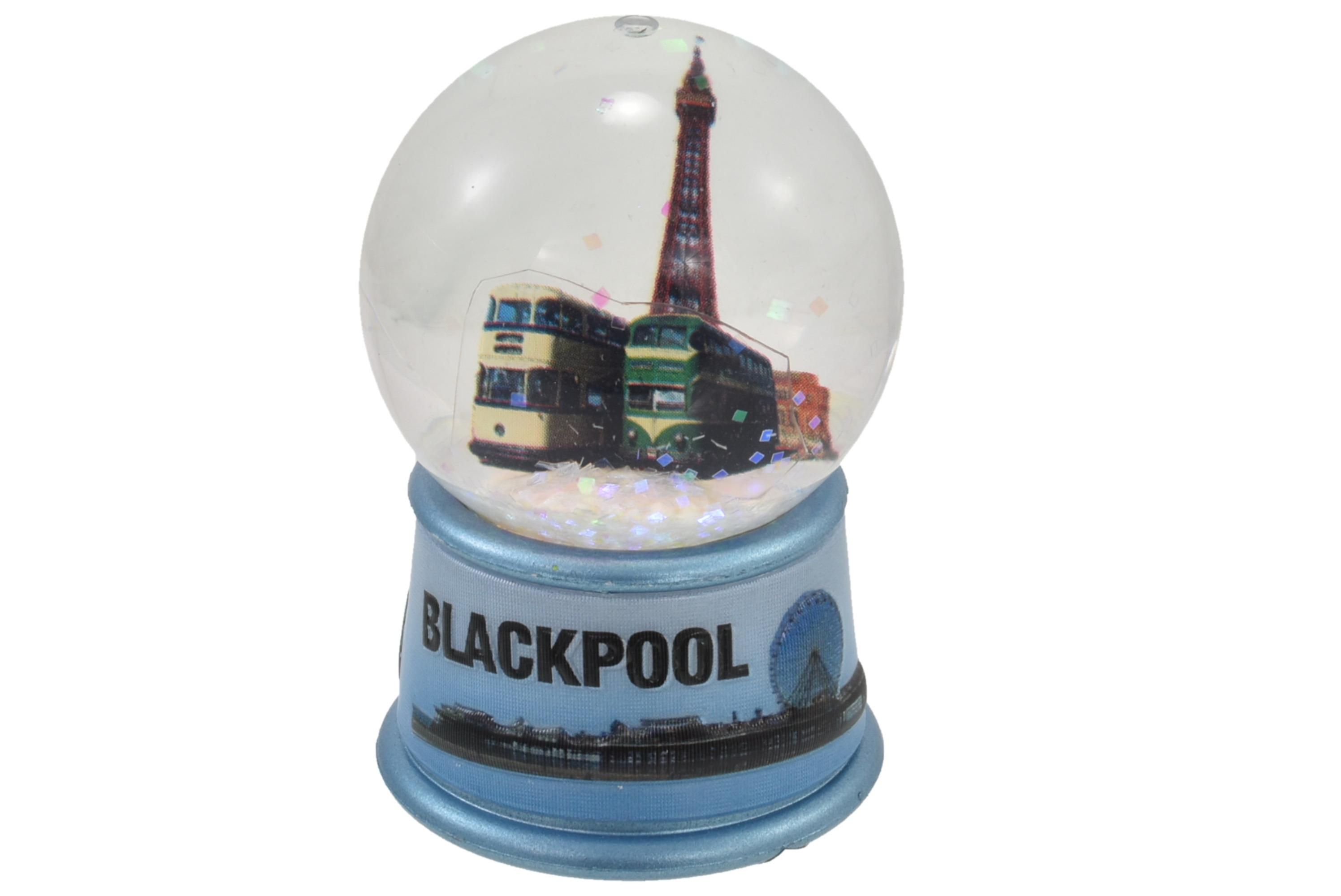 45mm Blackpool Waterball Pvc 3d Wrap