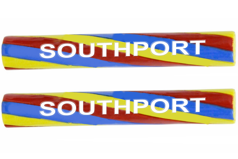 Southport Rock Stick Resin Magnet