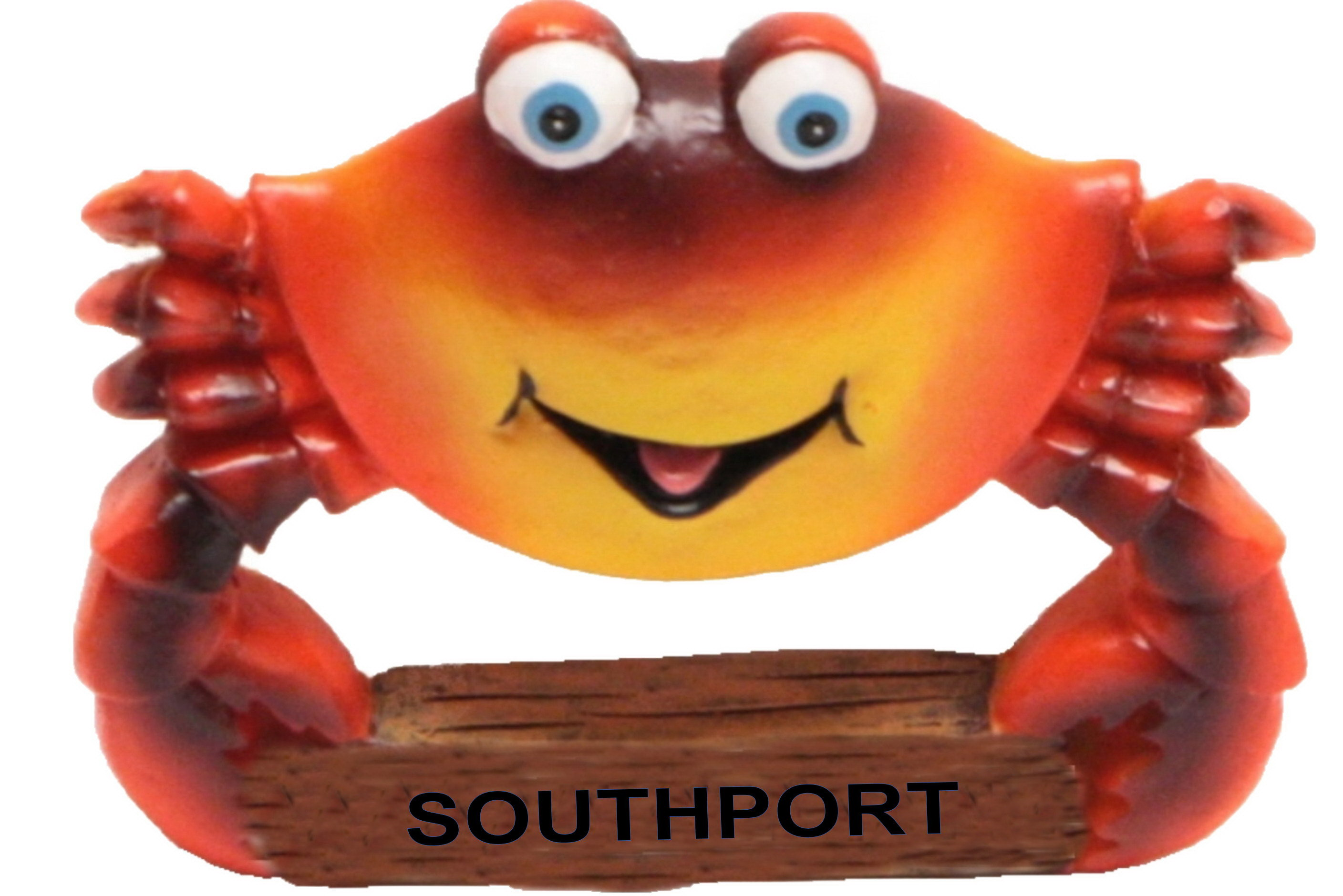 Southport Crab Resin Magnet