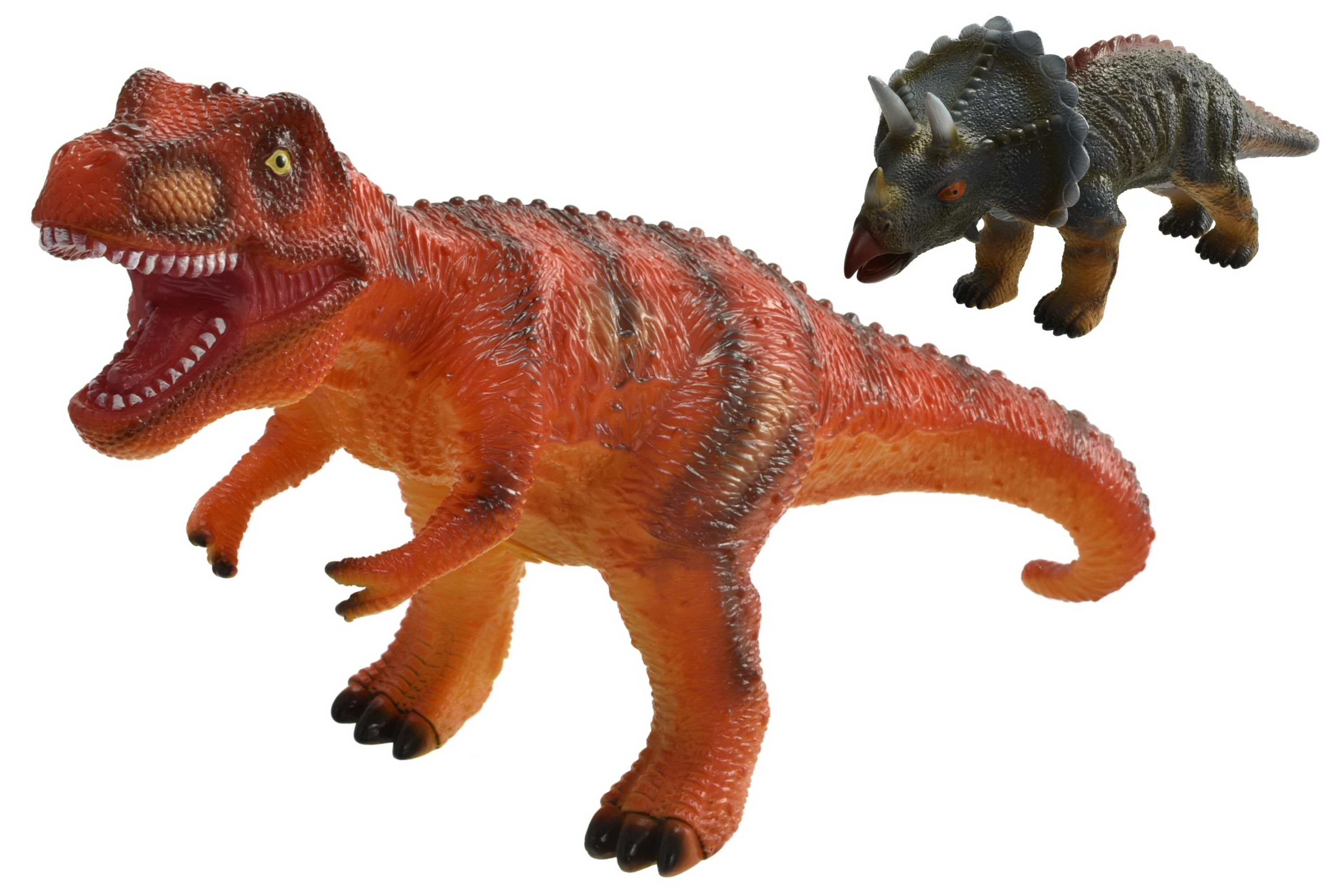 """13"""" Dinosaurs With Sound 2 Assorted Designs"""