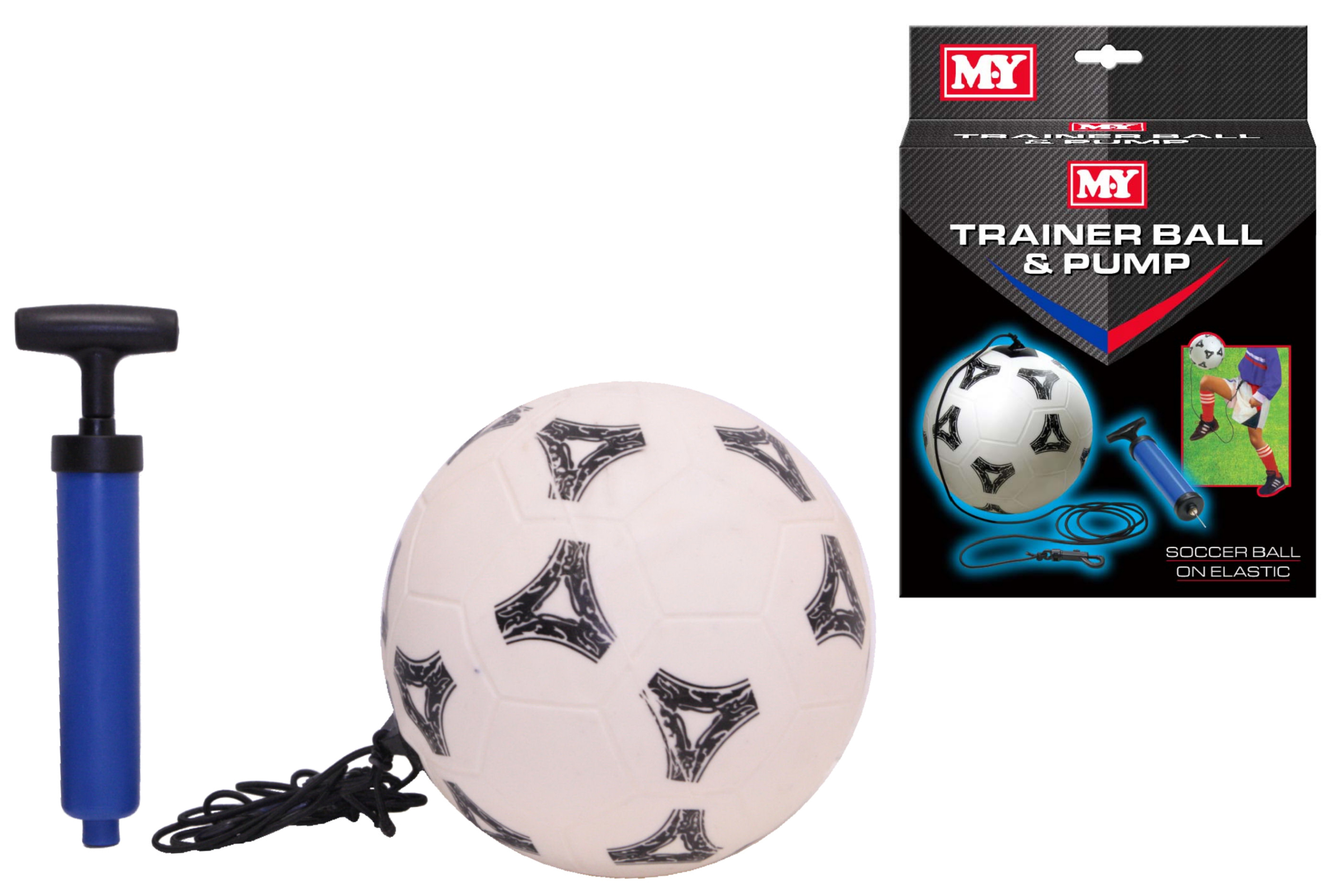 """M.Y"" Kick-Ball Trainer In Colour Box 200gm"