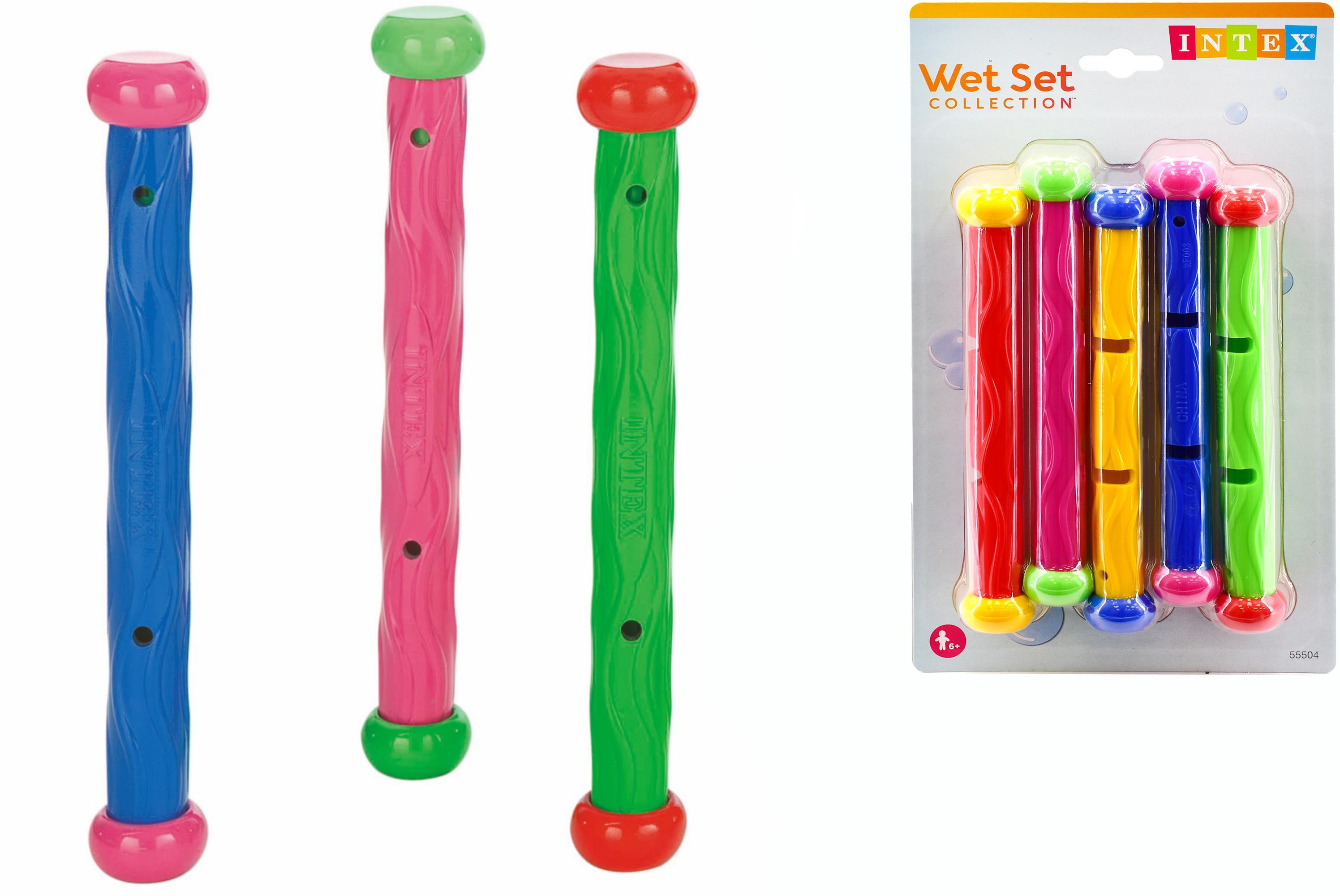 Underwater Play Sticks - Set Of 5