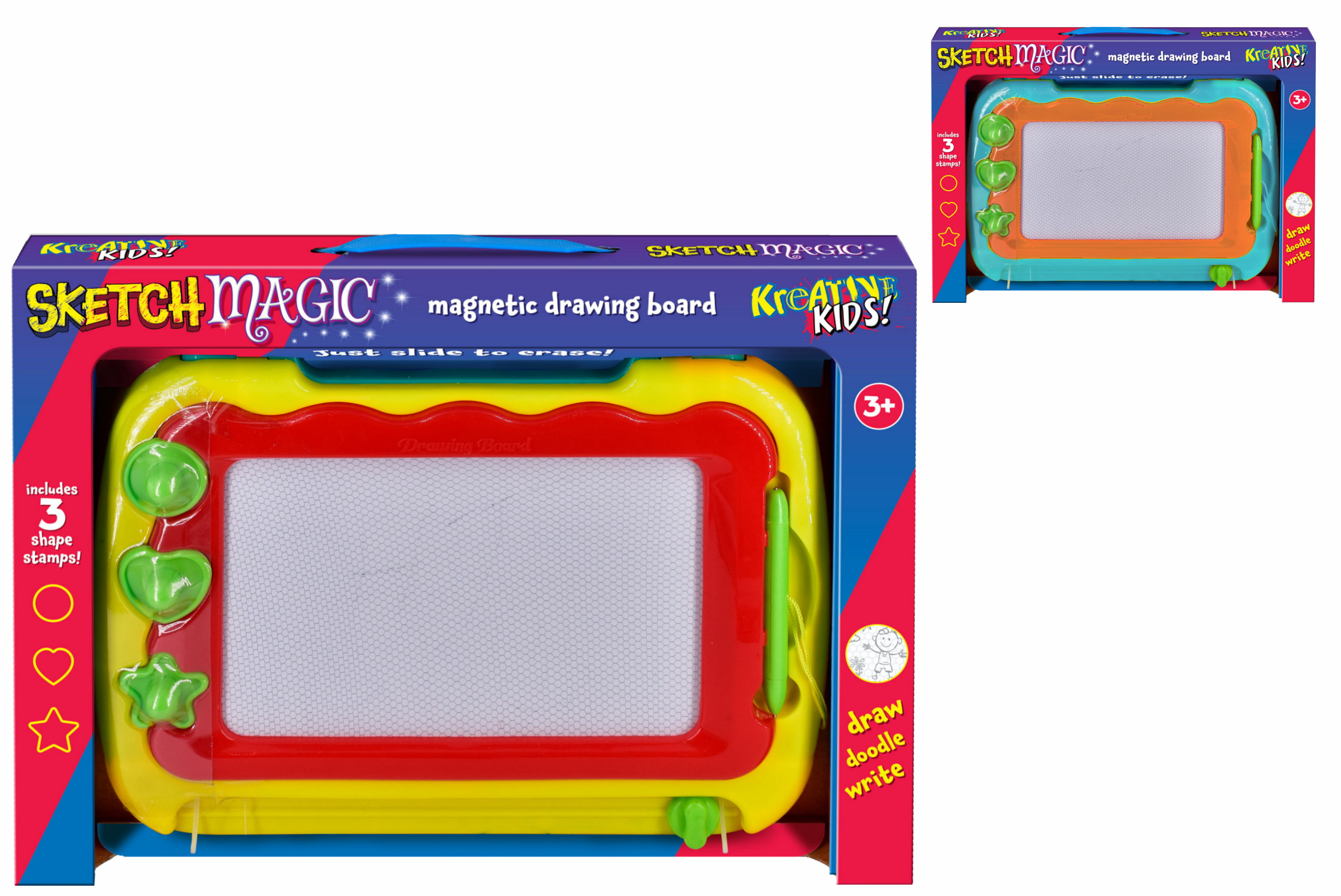 Magnetic Sketch Drawing Board