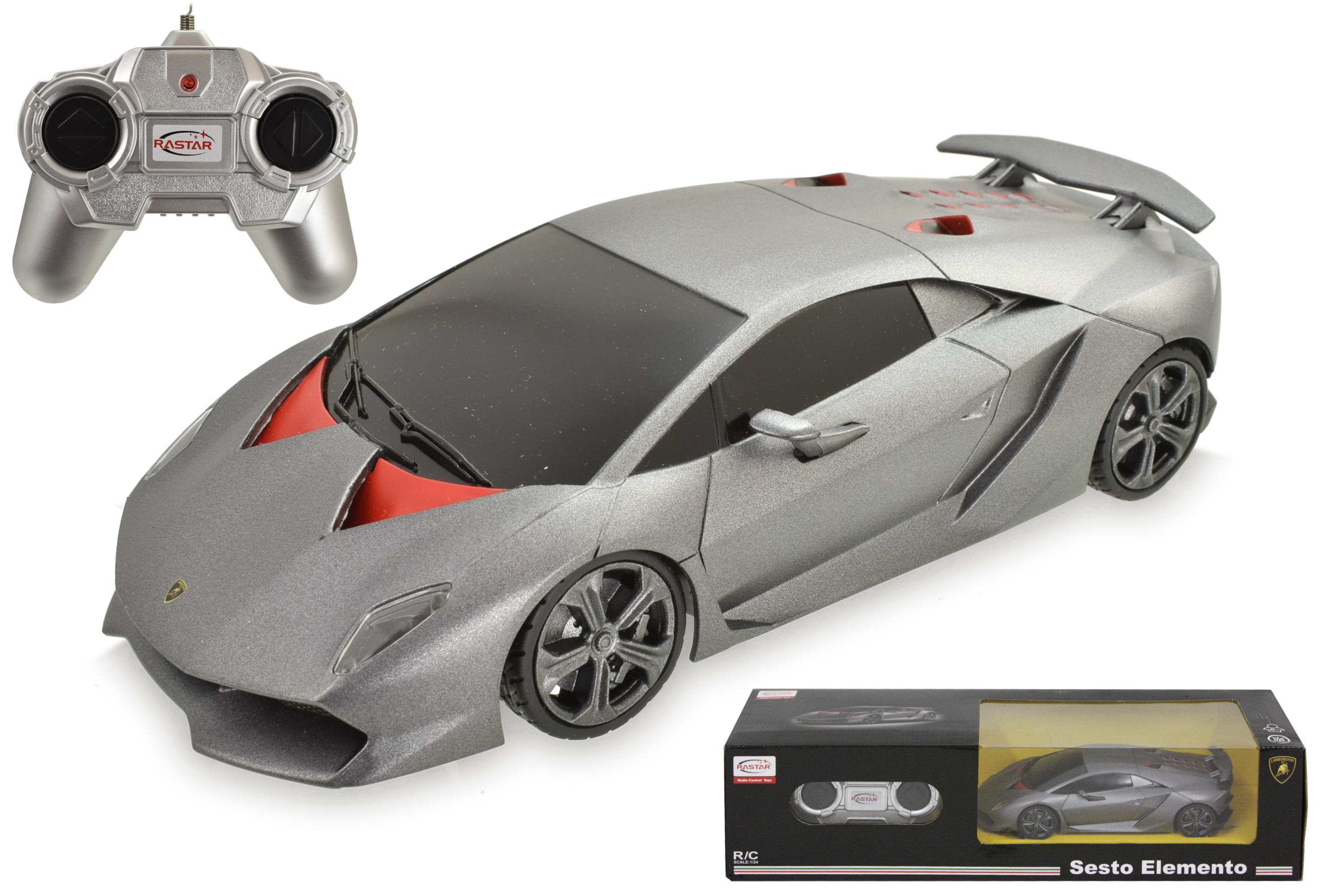 R/C Lamborghini Sesto Elemento 1:24sc