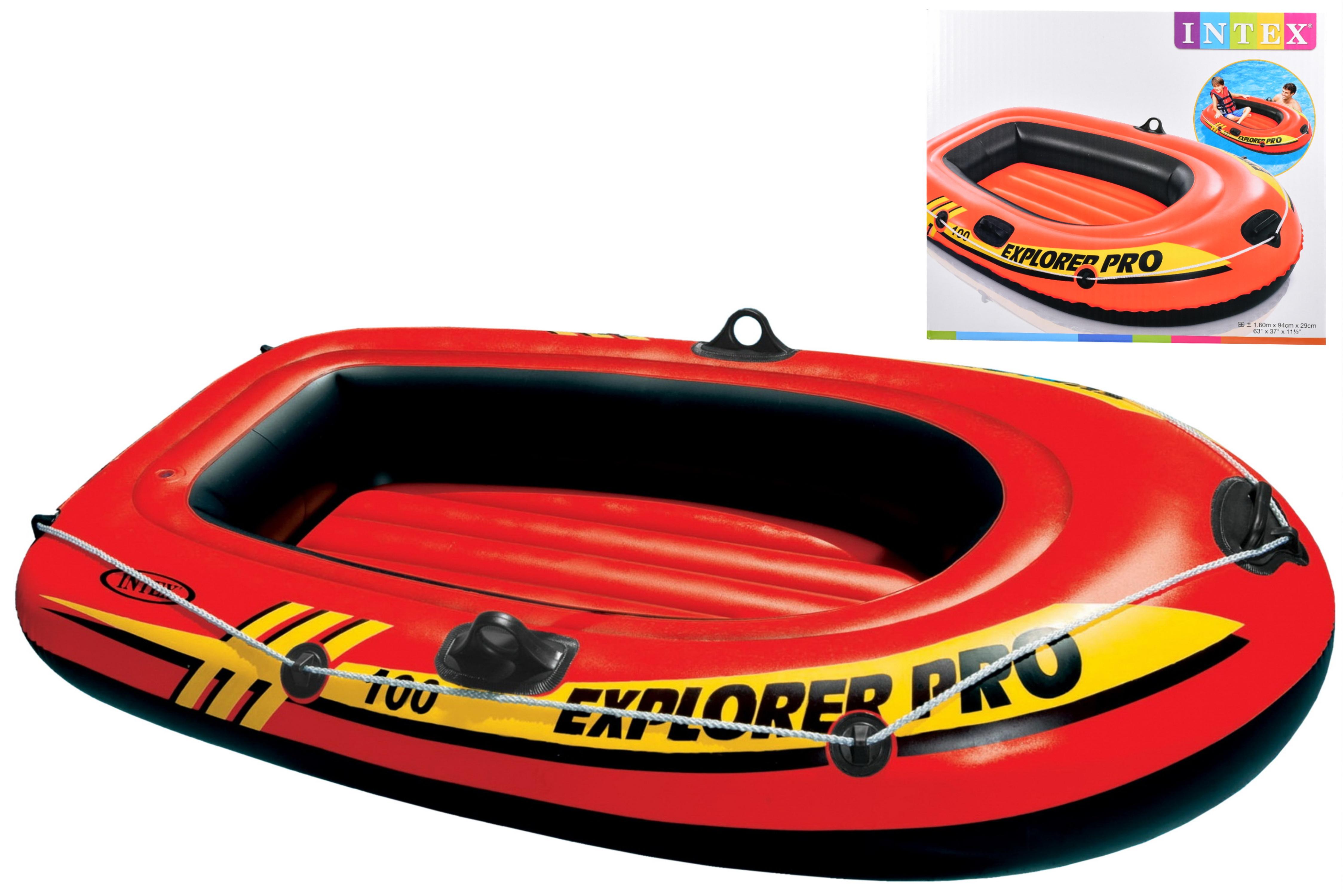 """Explorer Pro 100 Boat 63"""" x 37"""" - Shelf Box"""