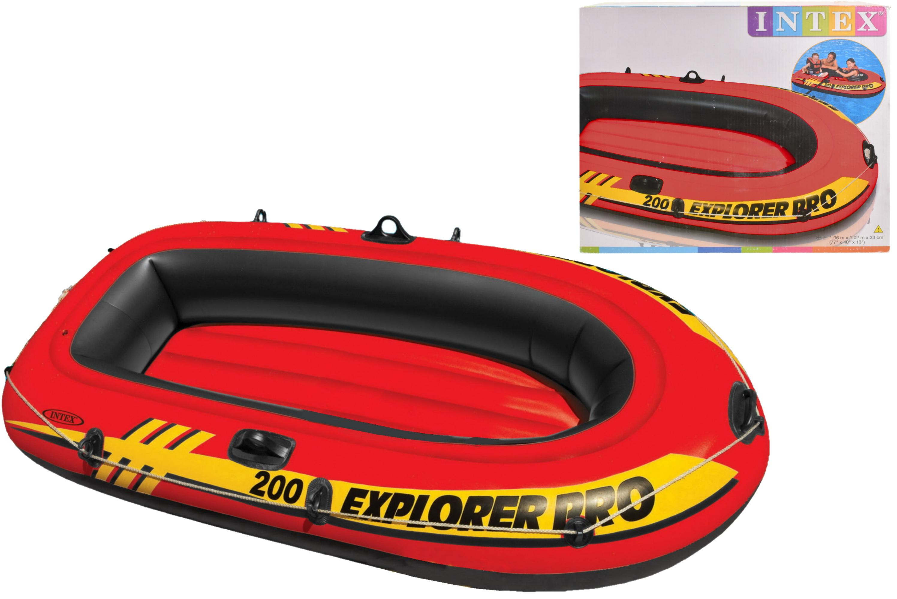 """Explorer Pro 200 Boat 77"""" x 40"""" - Shelf Box"""