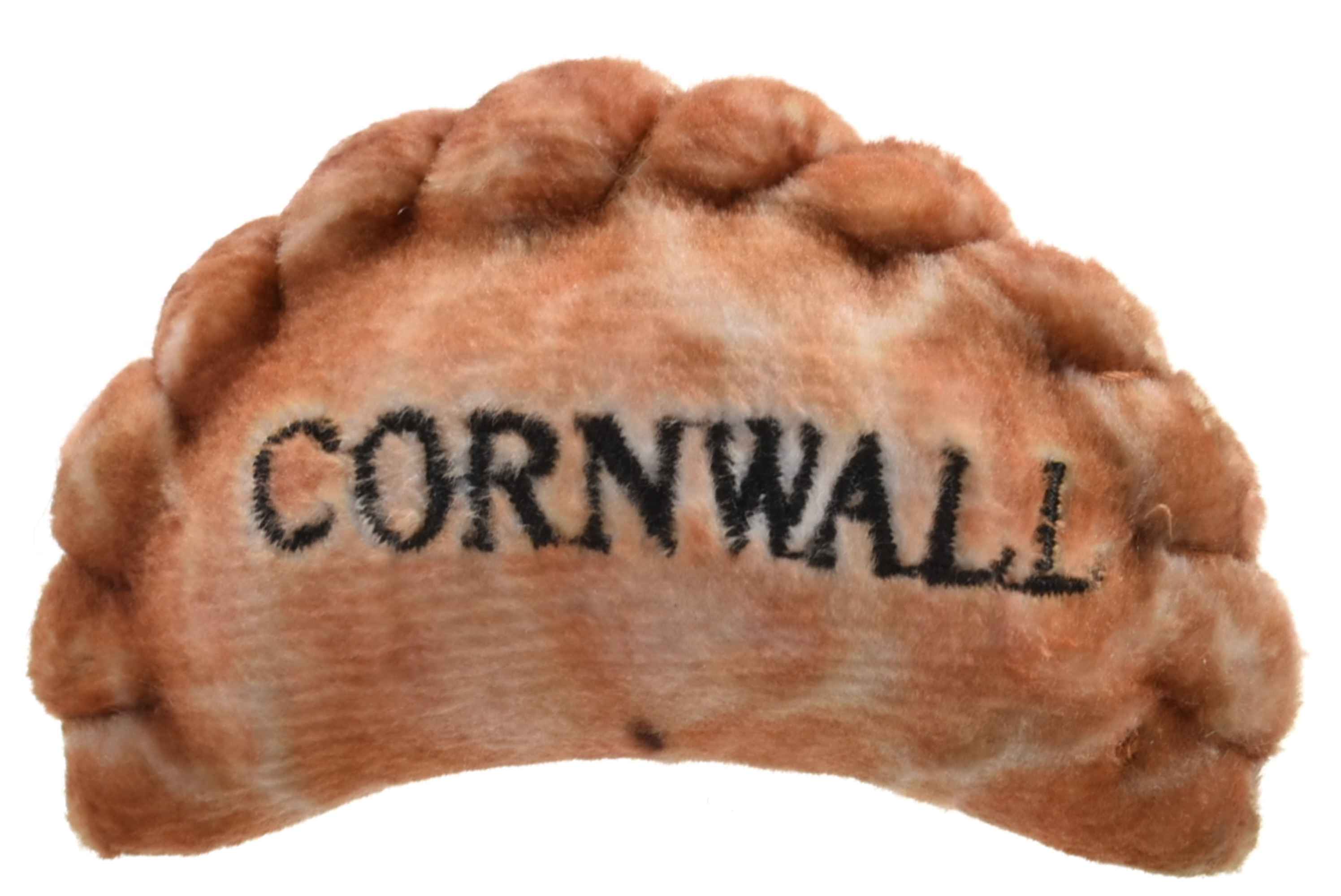 Plush Pasty Magnet - Cornwall